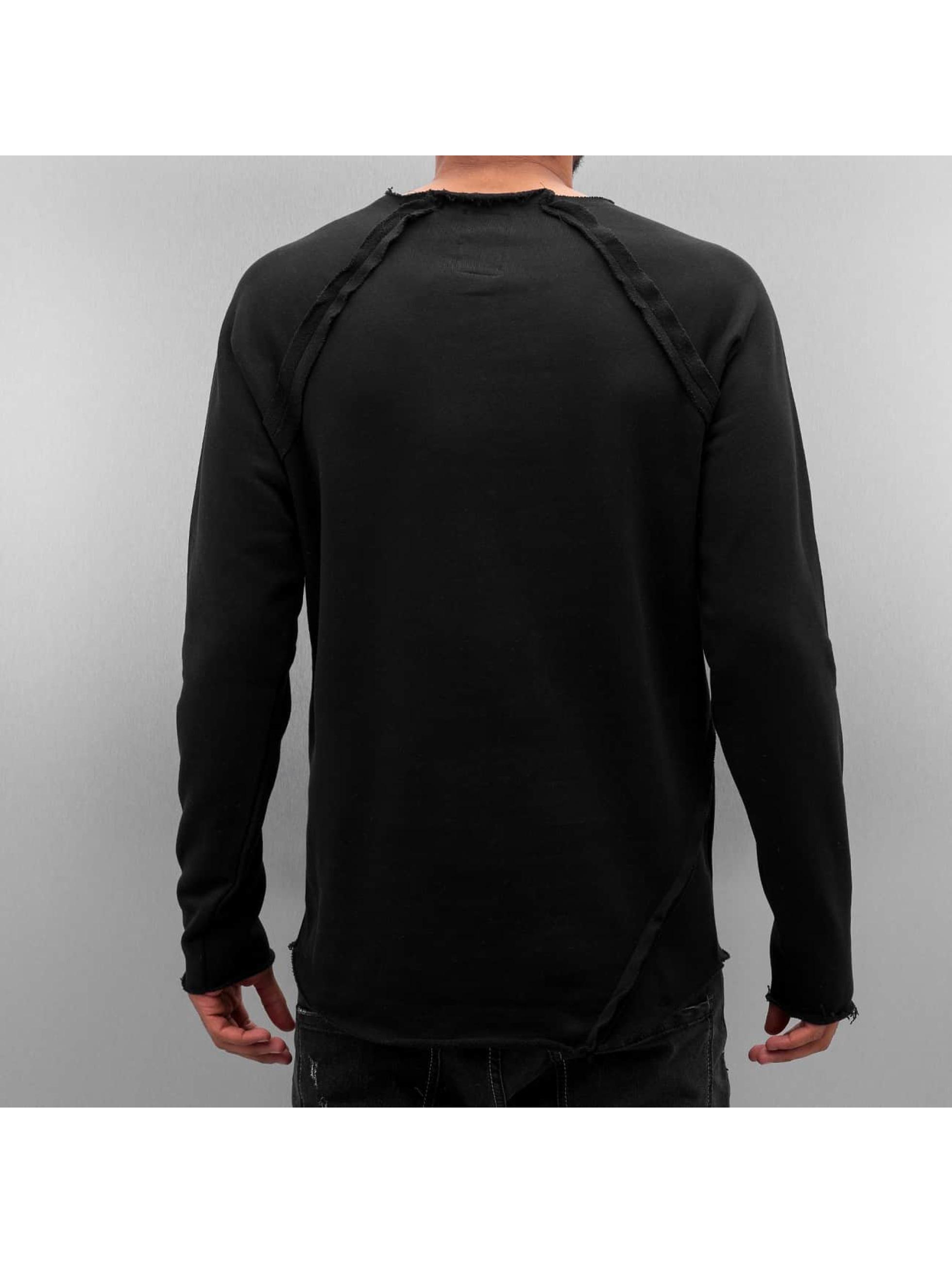 Bangastic Camiseta polo Chasen negro