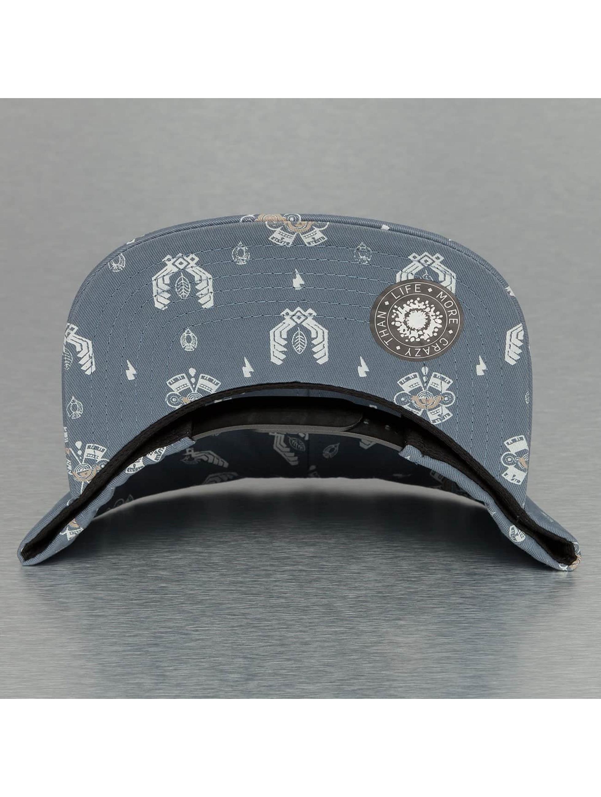 Bangastic Casquette Snapback & Strapback Logo bleu