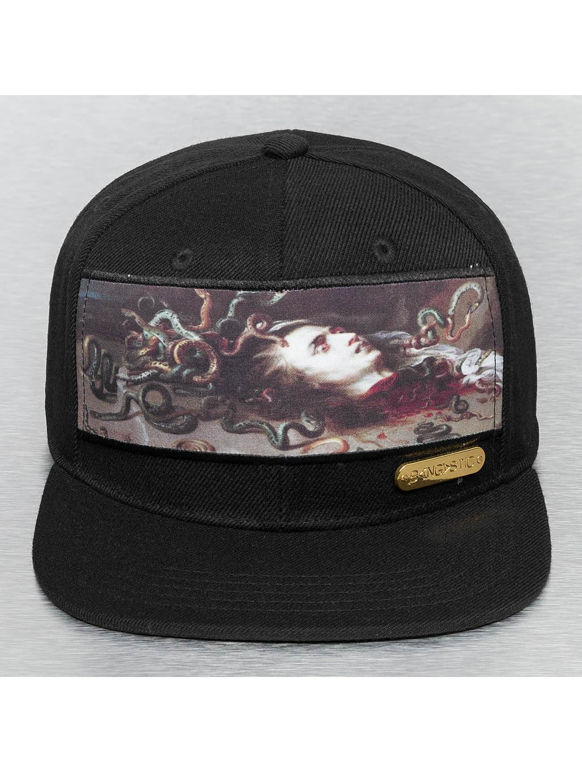 Bangastic Casquette Snapback & Strapback Medusa noir