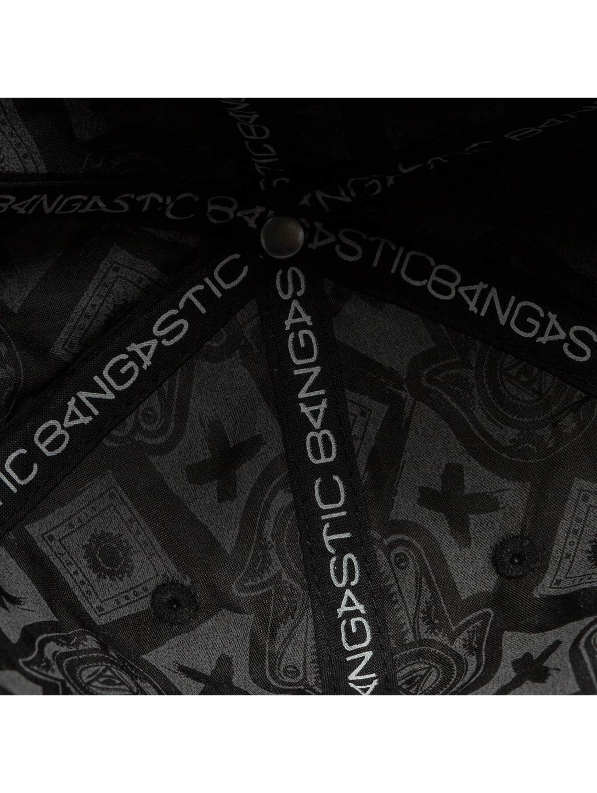 Bangastic Casquette Snapback & Strapback Hand noir