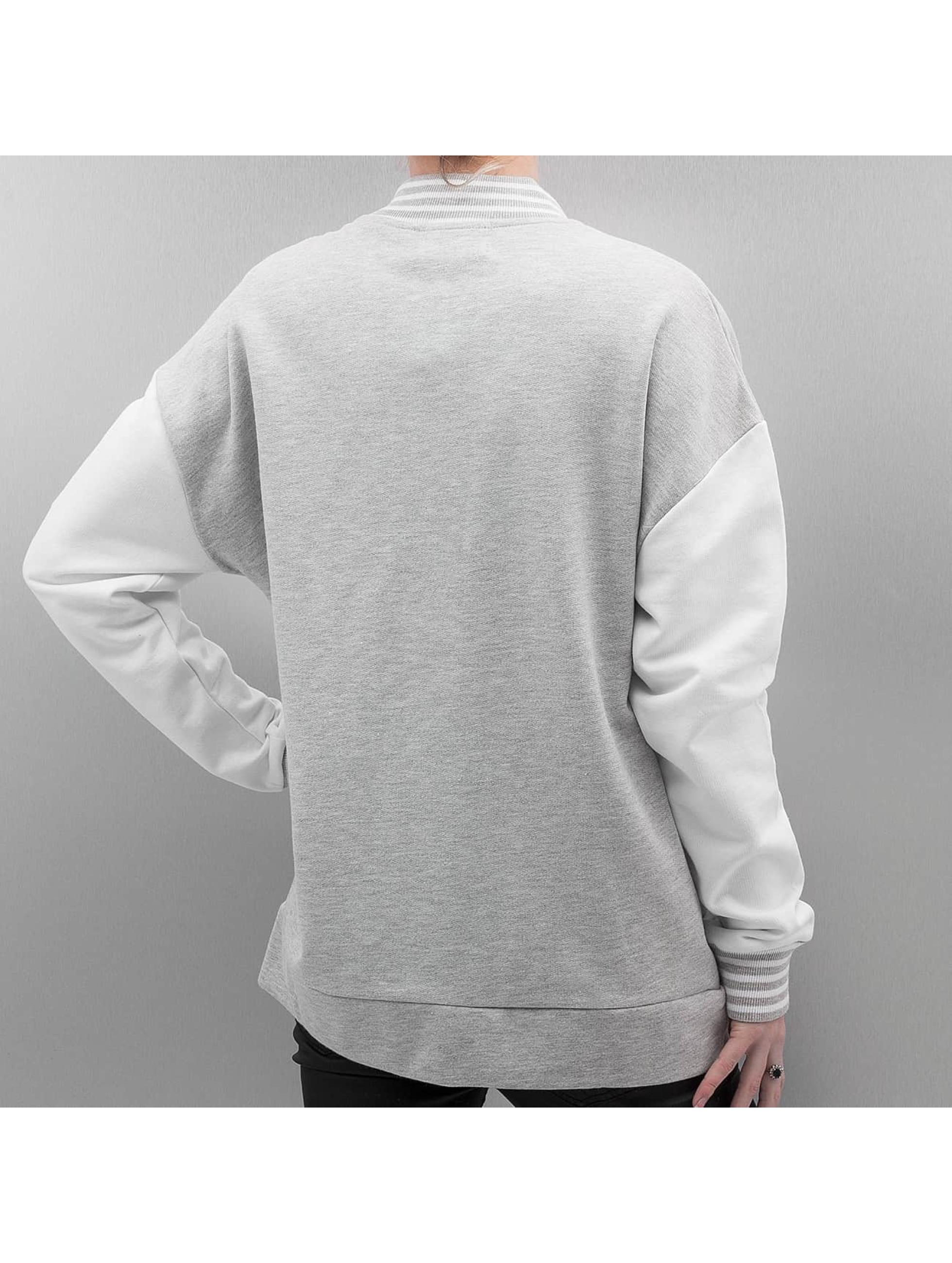 Bangastic College Jacket Laili grey