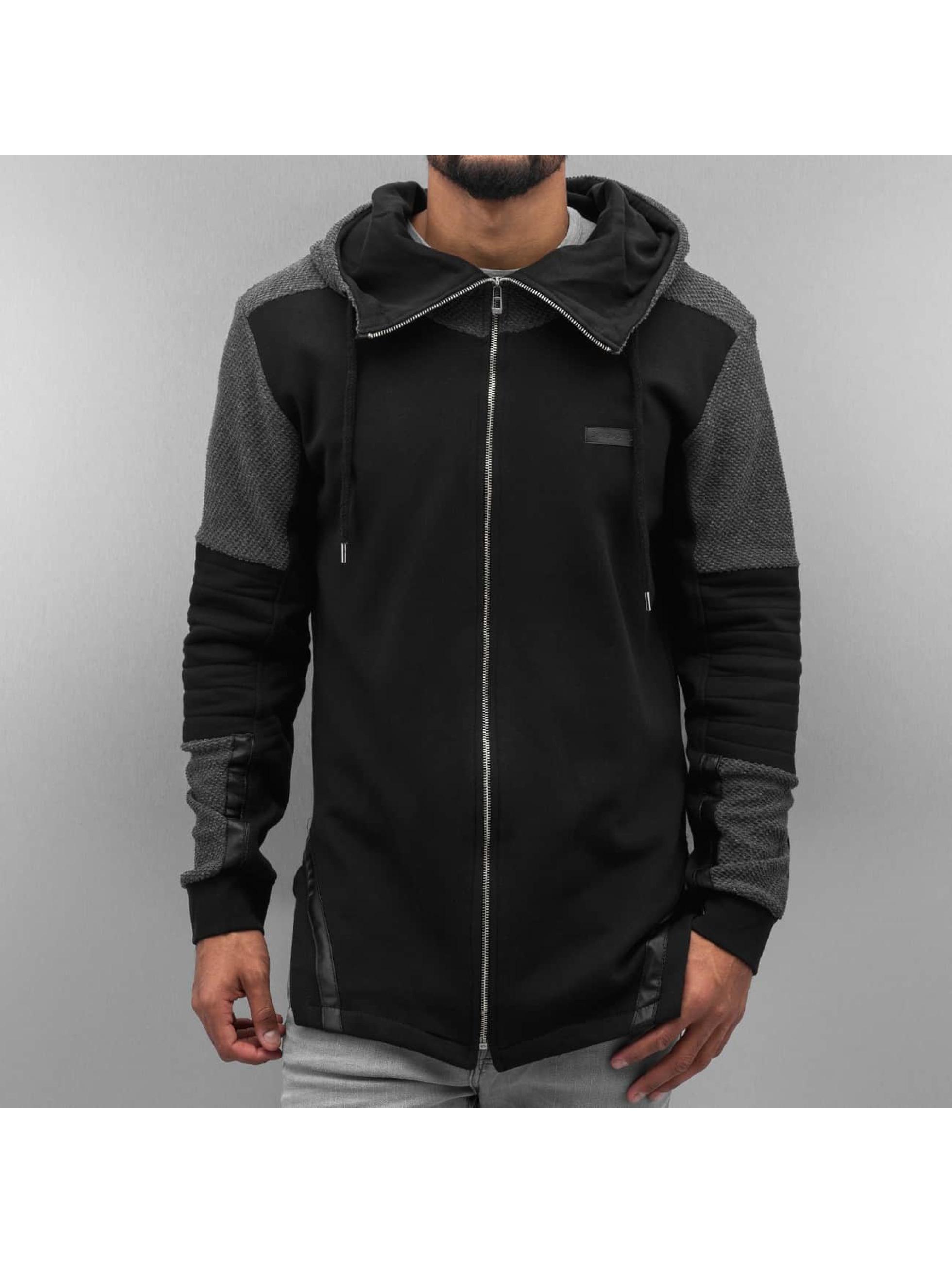 Bangastic Hoodies con zip Eupen nero