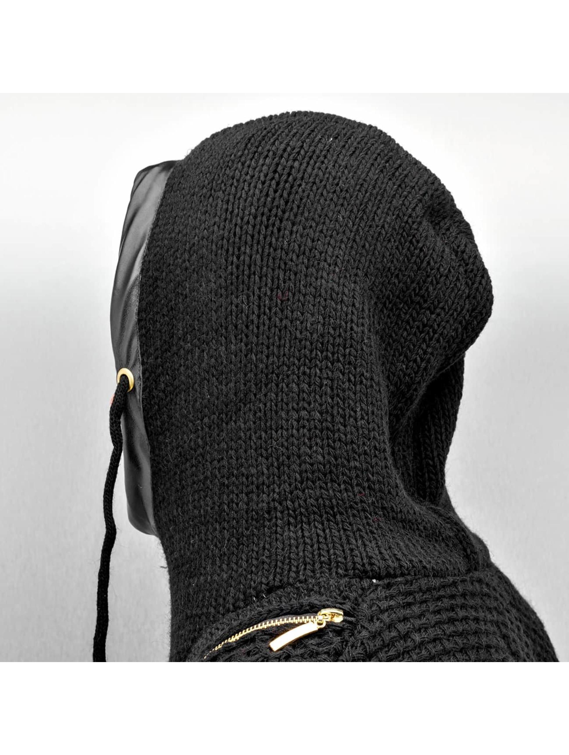 Bangastic Hupparit Knitted Force musta