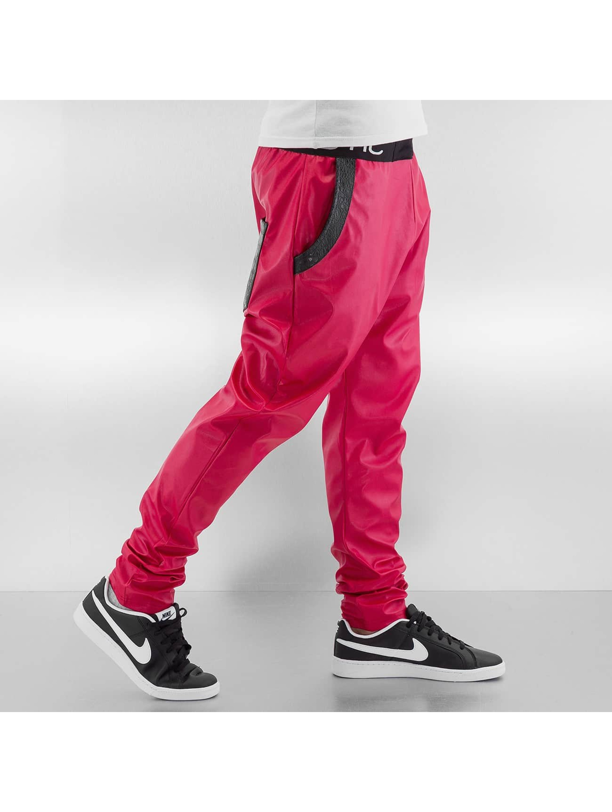 Bangastic joggingbroek Peking rood
