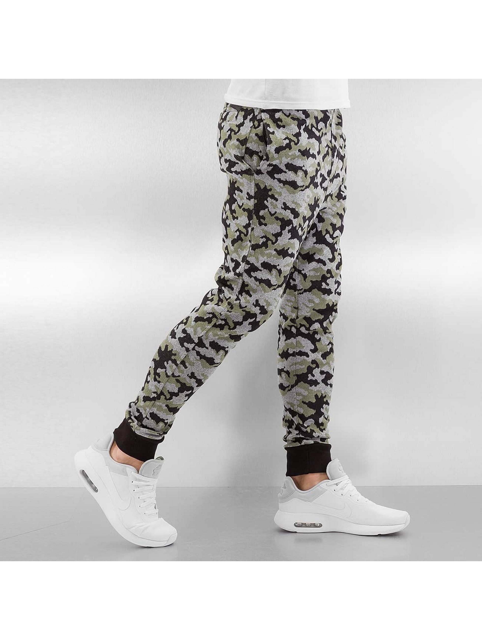Bangastic Joggingbyxor Rob kamouflage