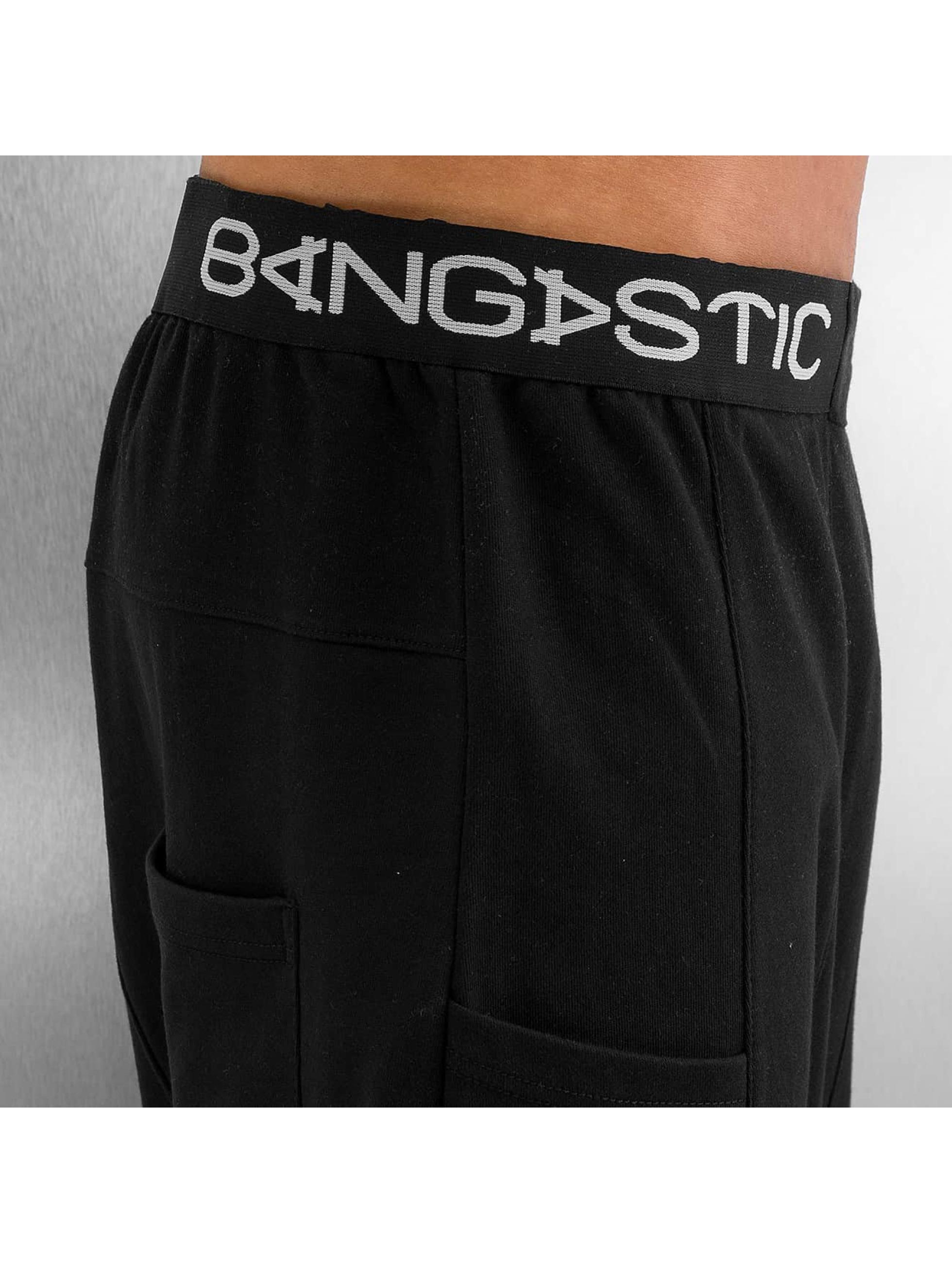 Bangastic Joggingbyxor Anti Fit svart