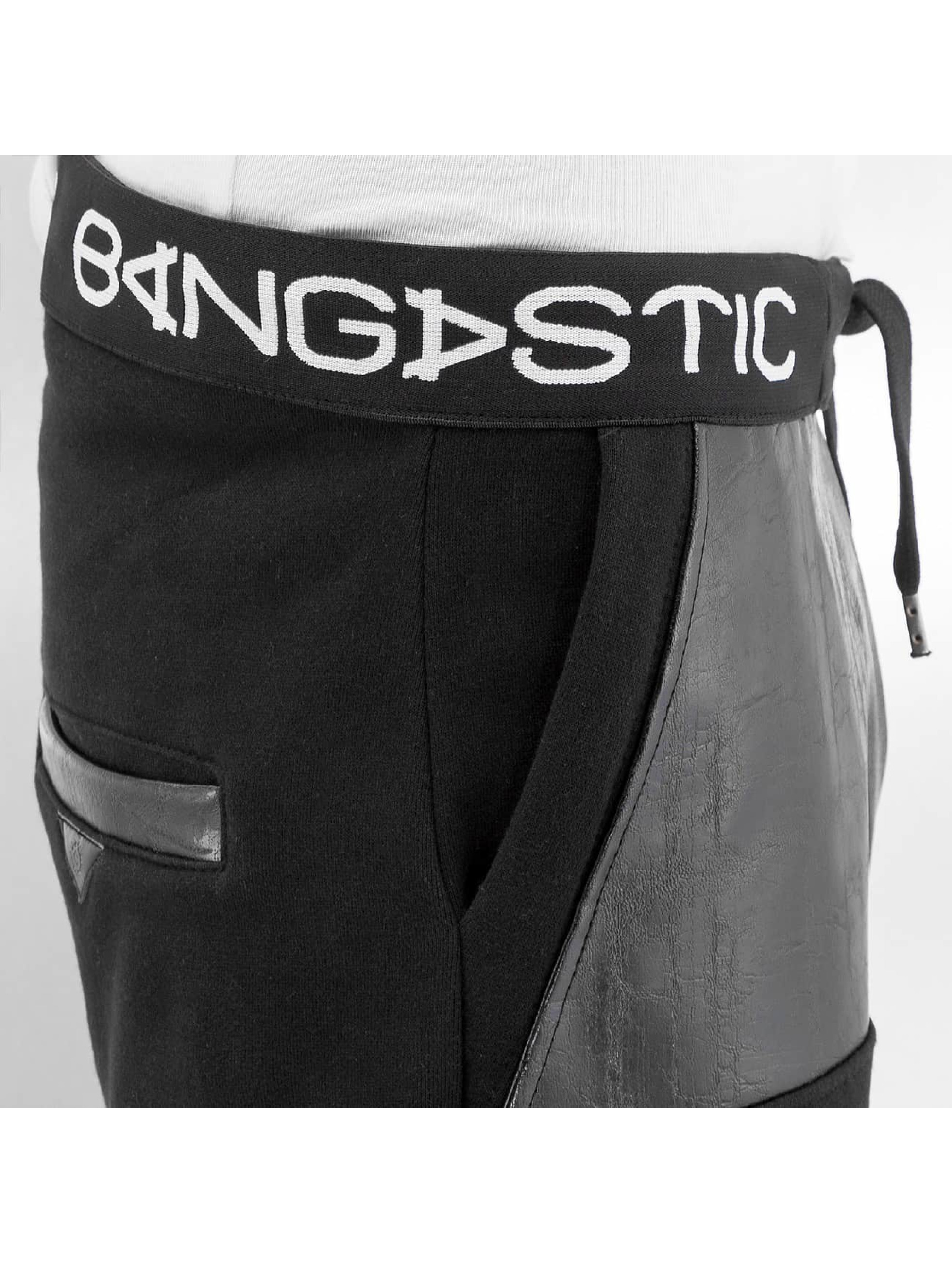 Bangastic Jogginghose BlacKGang schwarz