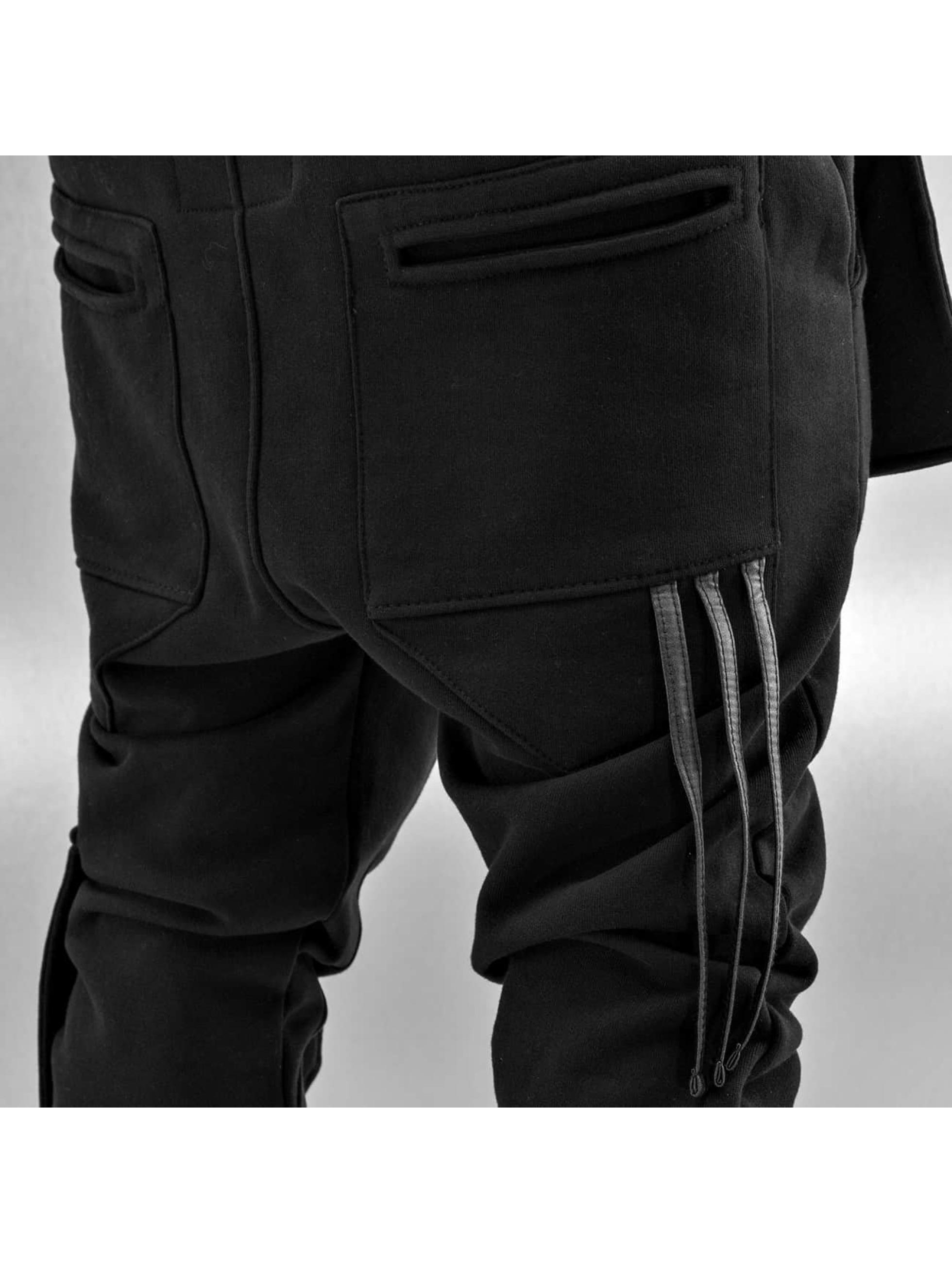 Bangastic Jogginghose New Pocket schwarz