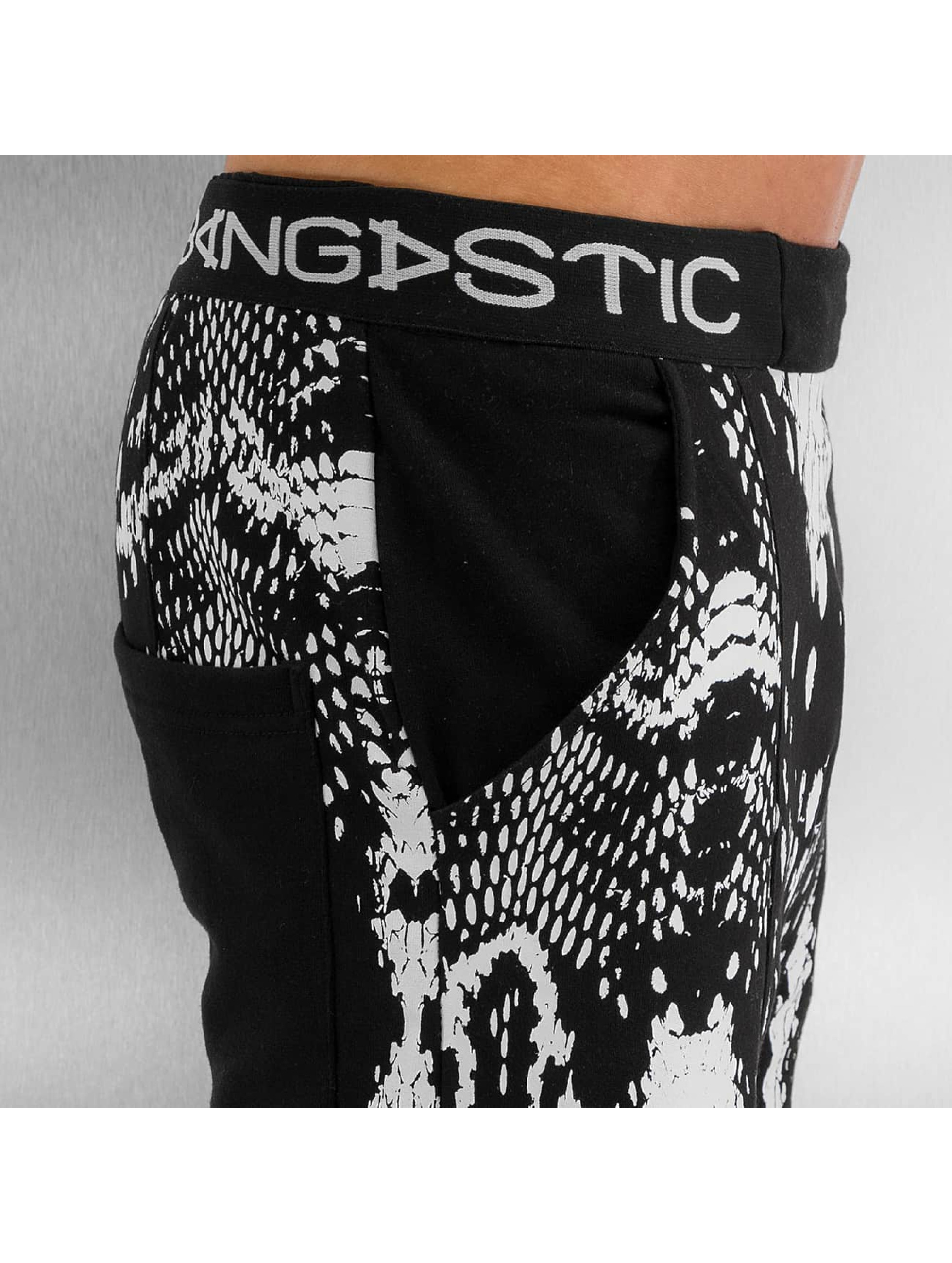 Bangastic Jogginghose Anti Slim Fit schwarz