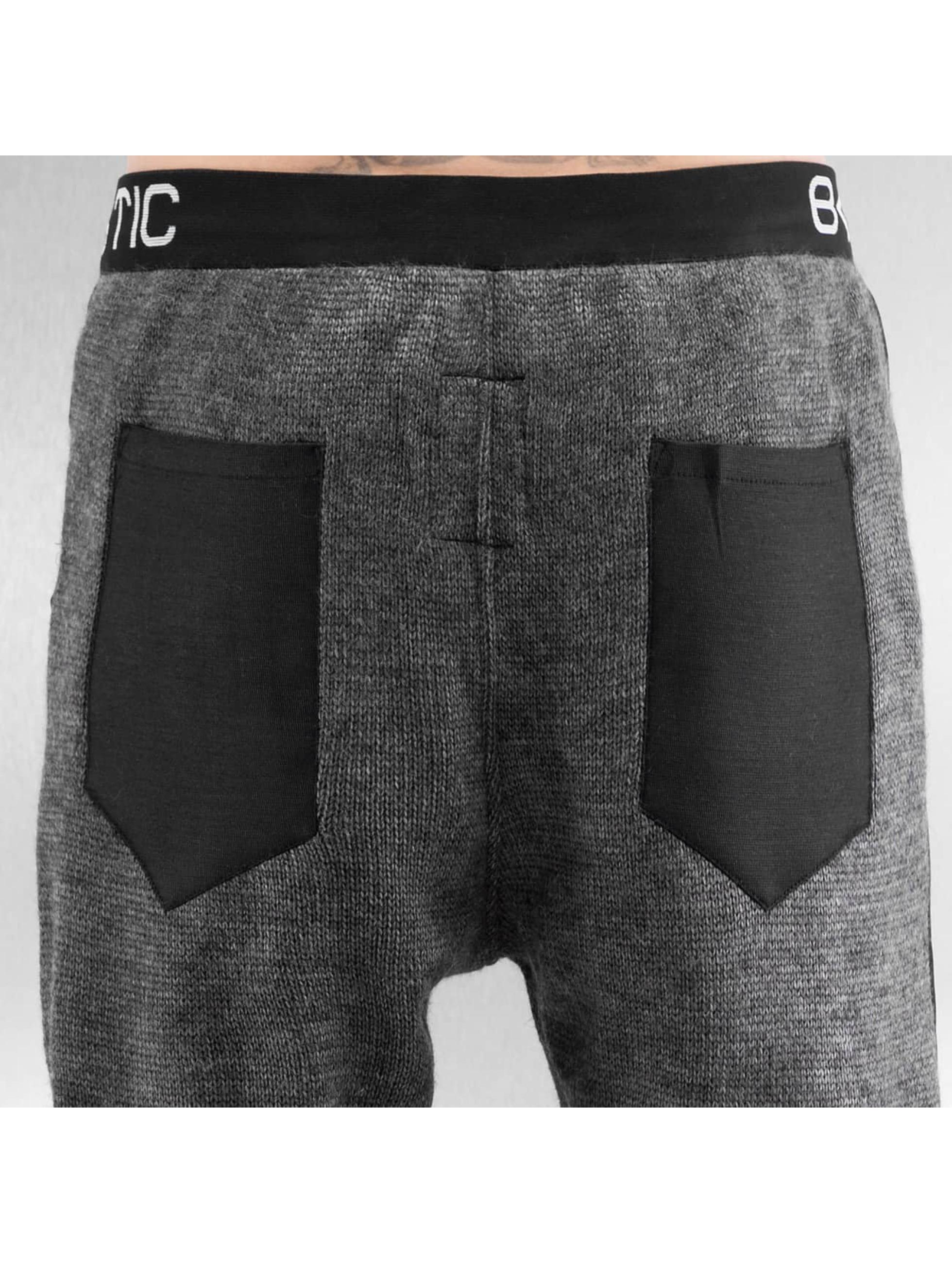 Bangastic Jogginghose Knit II schwarz