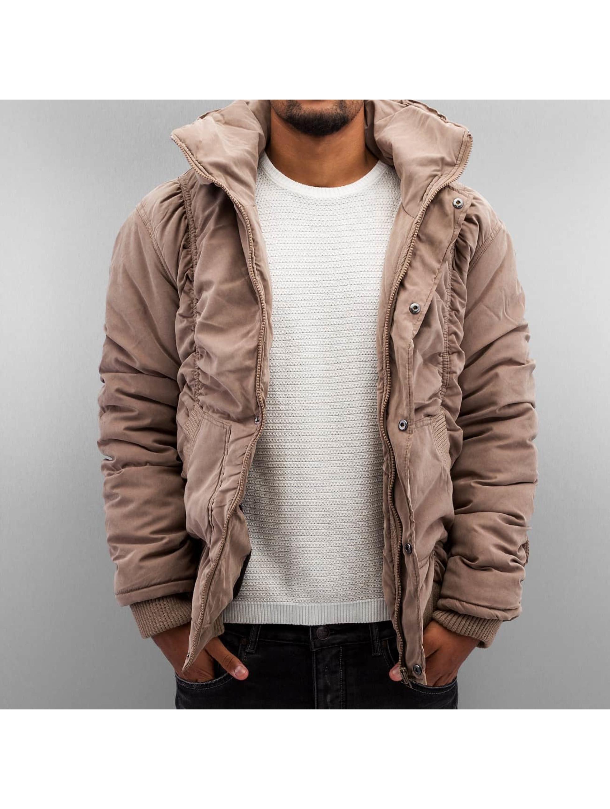 Bangastic Manteau hiver Soft beige