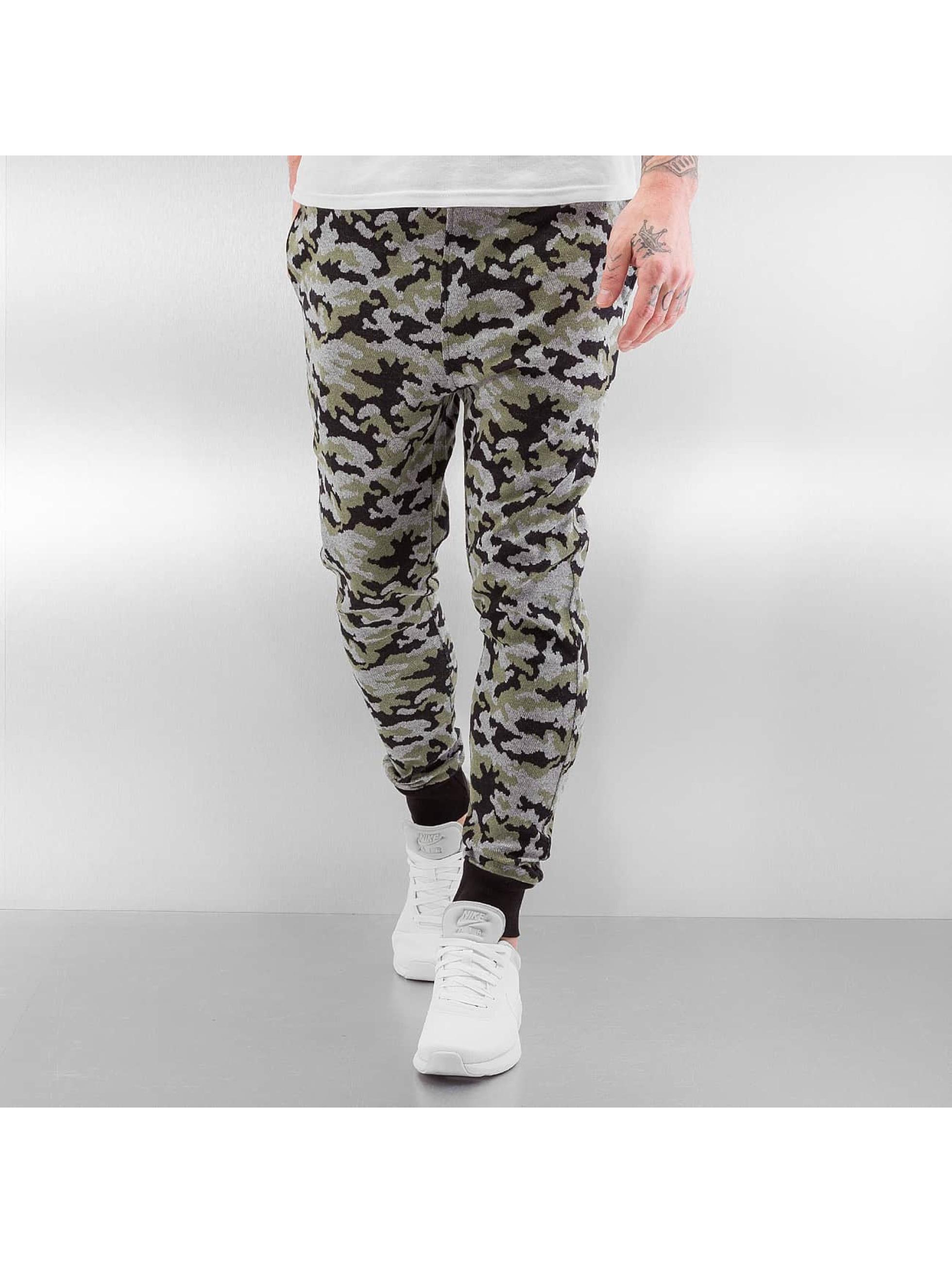 Bangastic Pantalón deportivo Rob camuflaje
