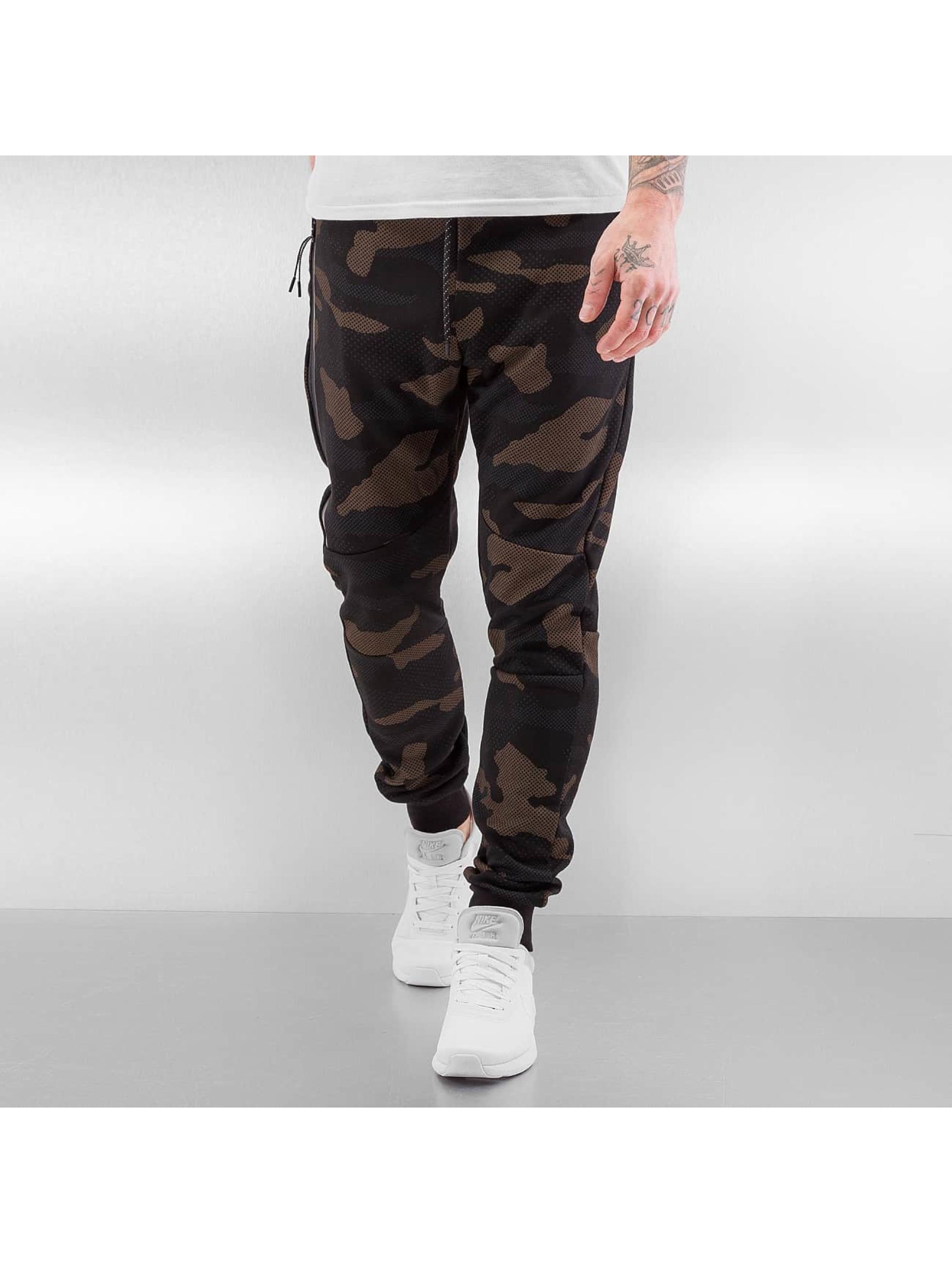 Bangastic Pantalón deportivo Brock negro