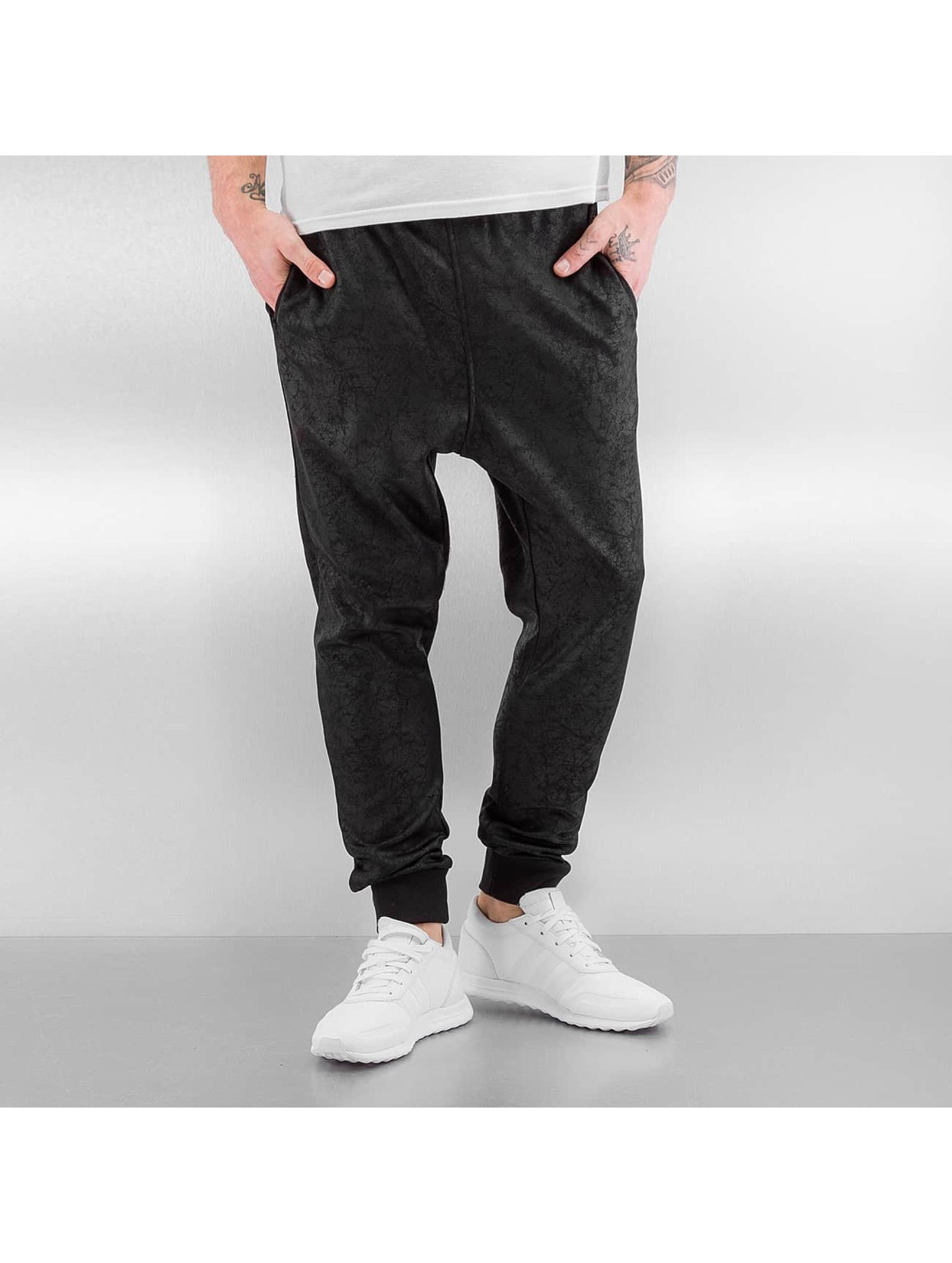 Bangastic Pantalone ginnico Micah nero