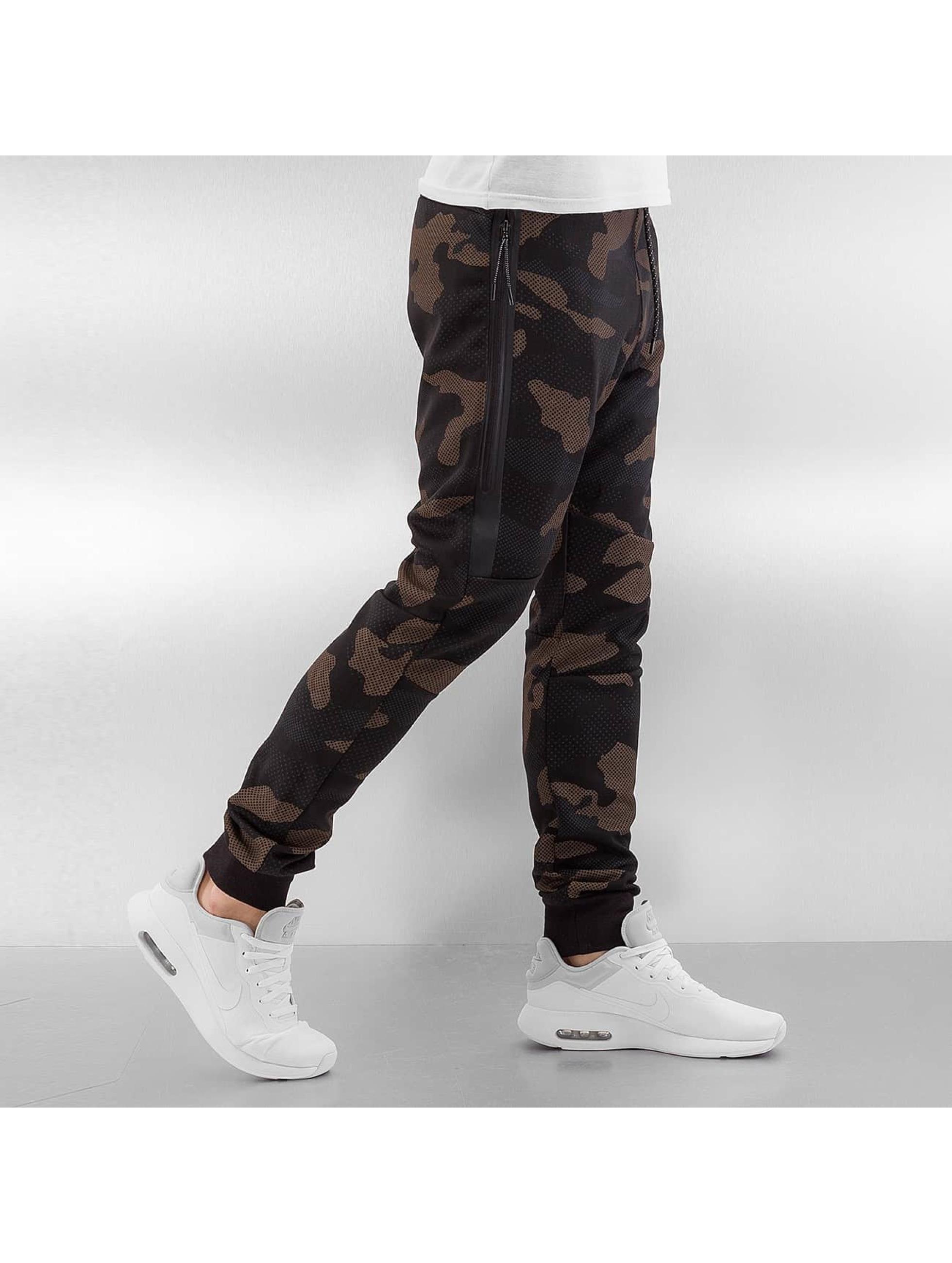 Bangastic Pantalone ginnico Brock nero