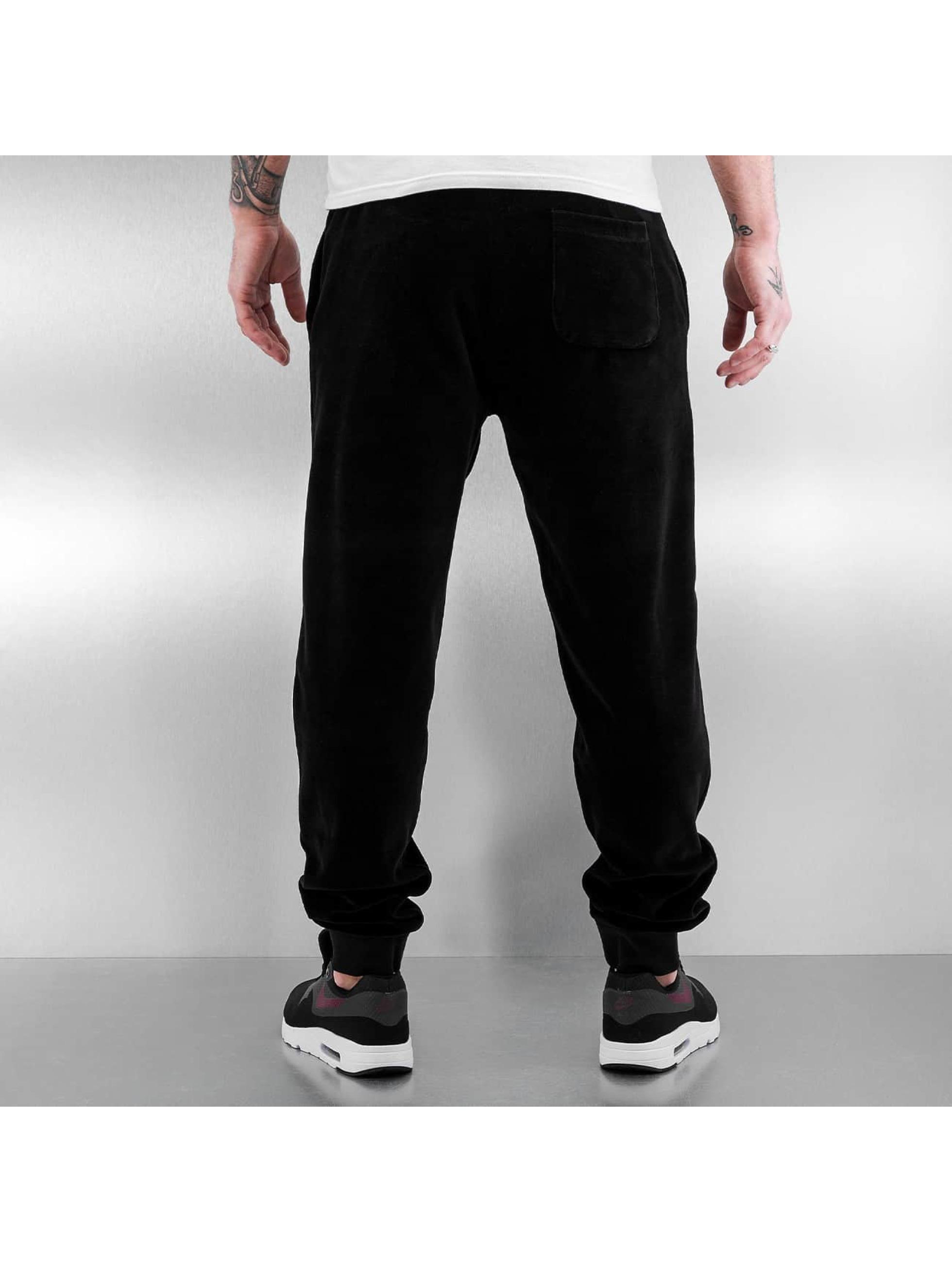 Bangastic Pantalone ginnico Bangkok nero