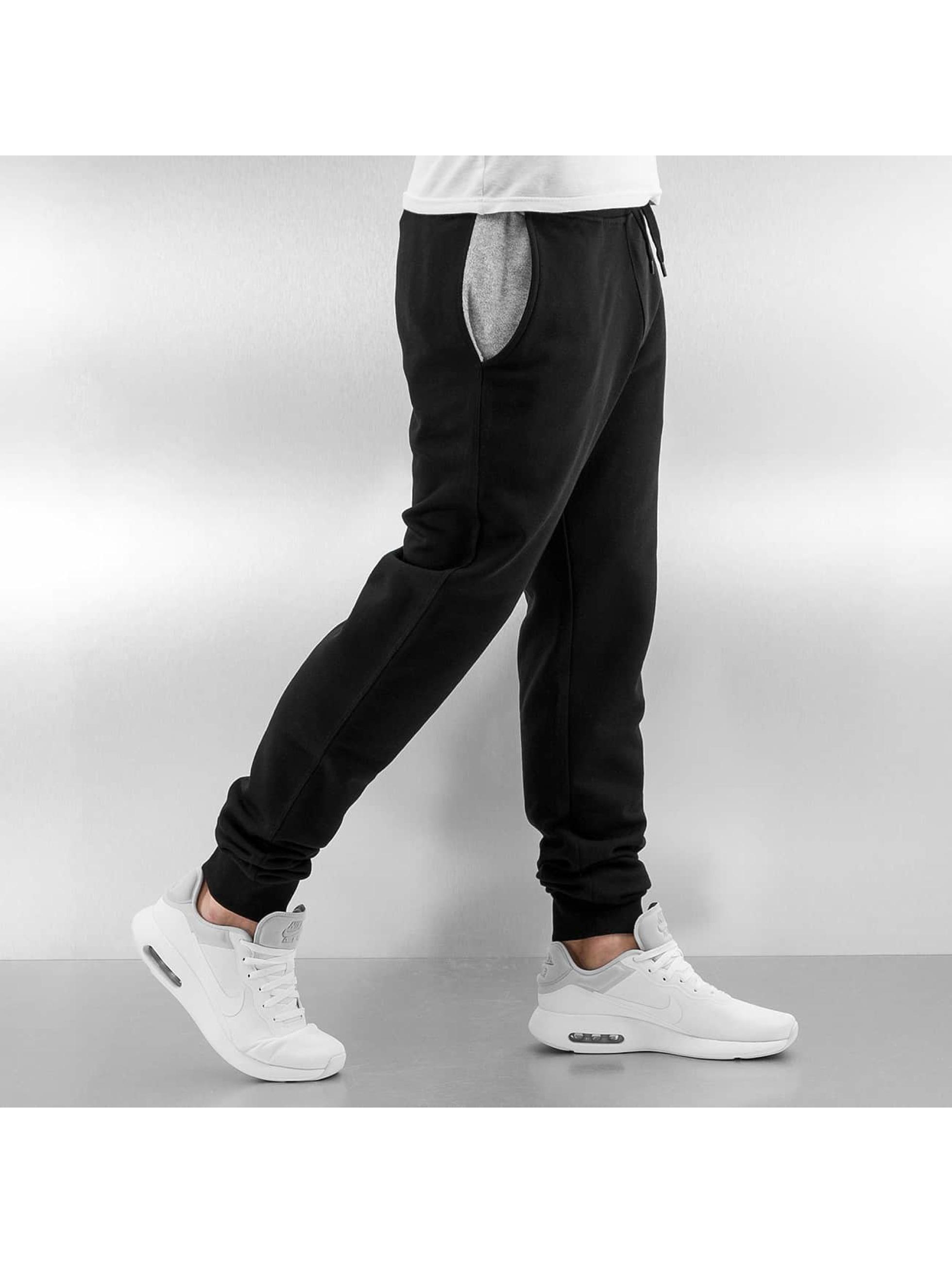 Bangastic Pantalone ginnico Thailan nero