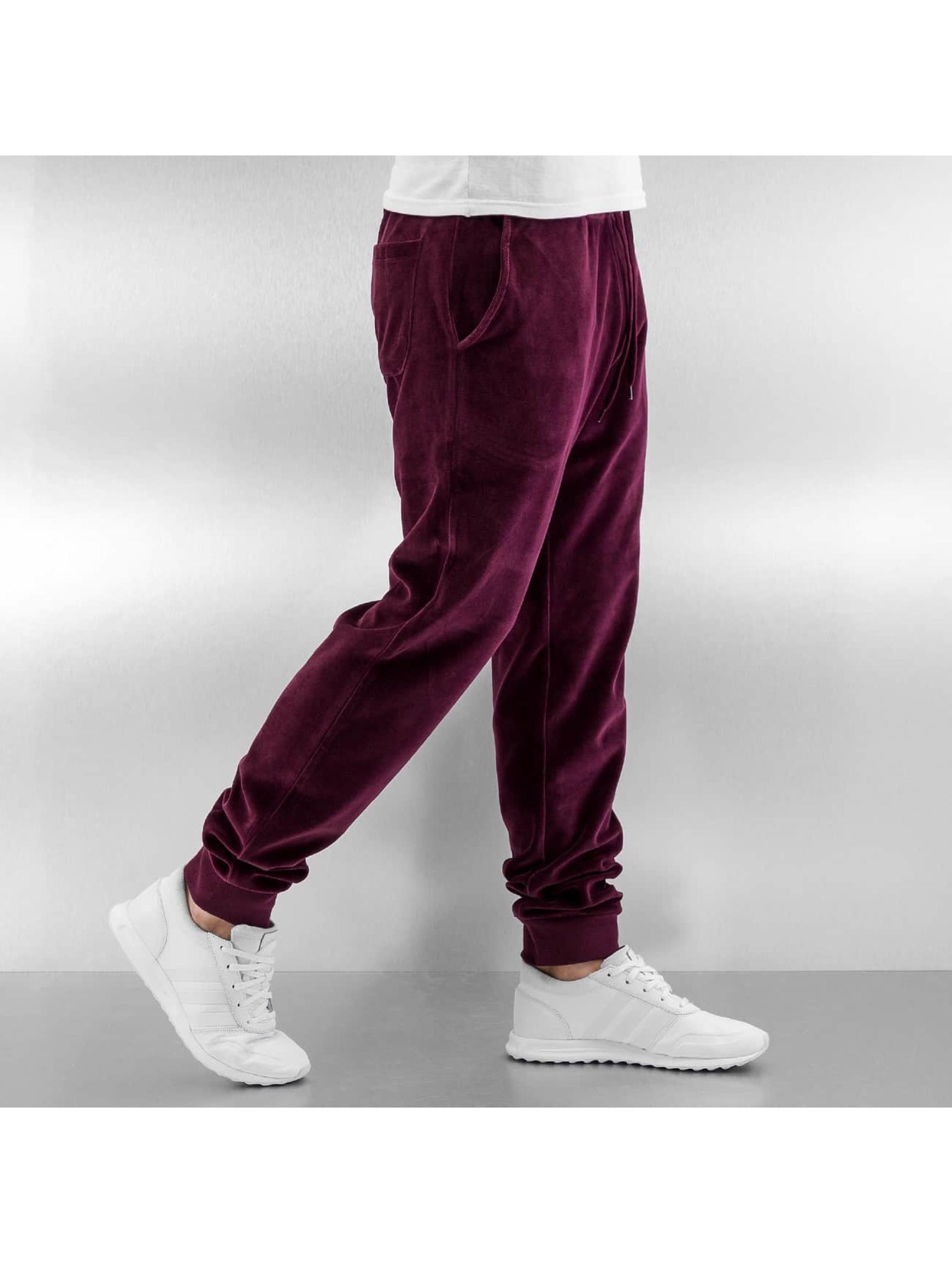 Bangastic Pantalone ginnico Bangkok rosso
