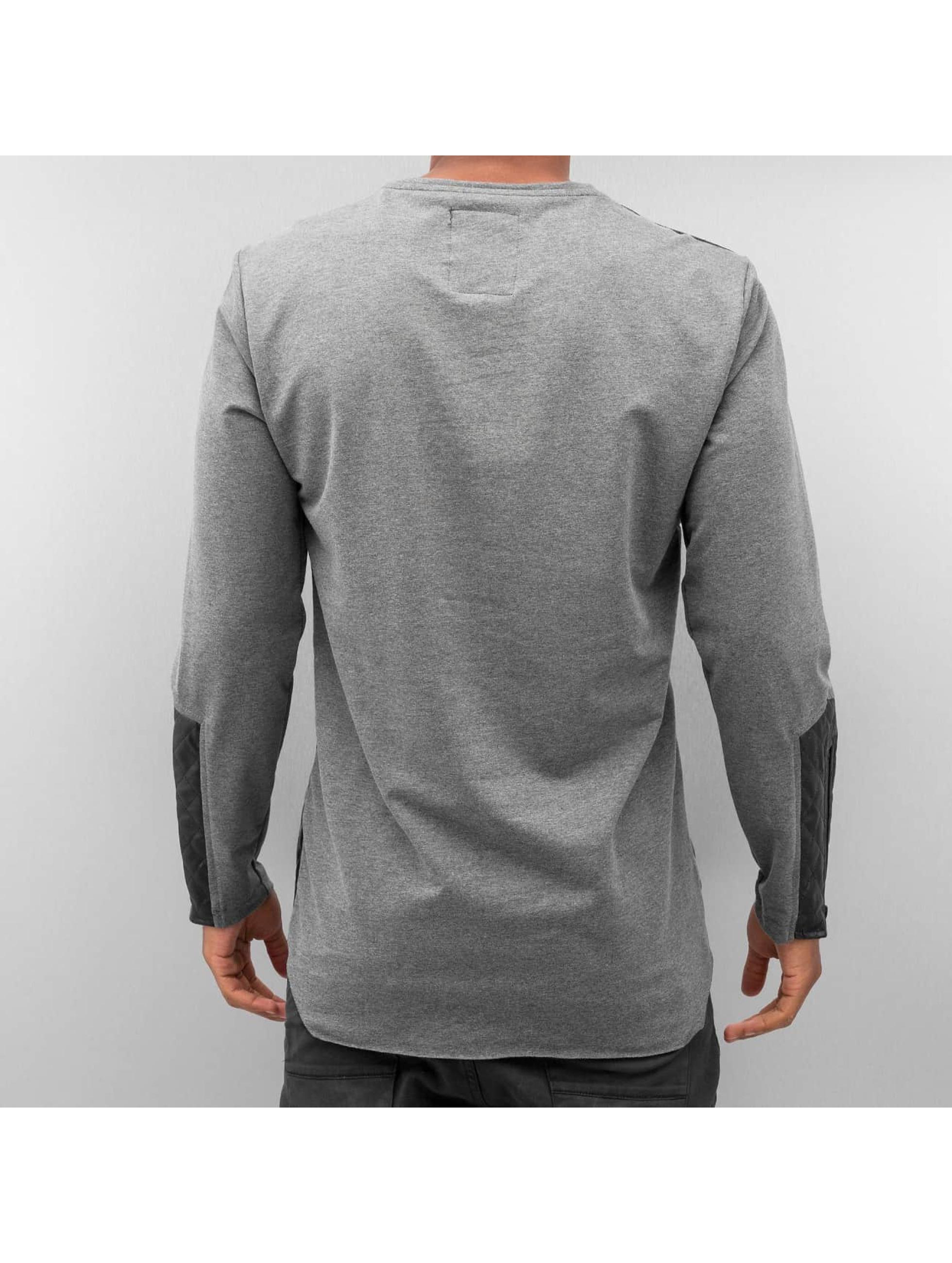 Bangastic Pullover Quilt grau