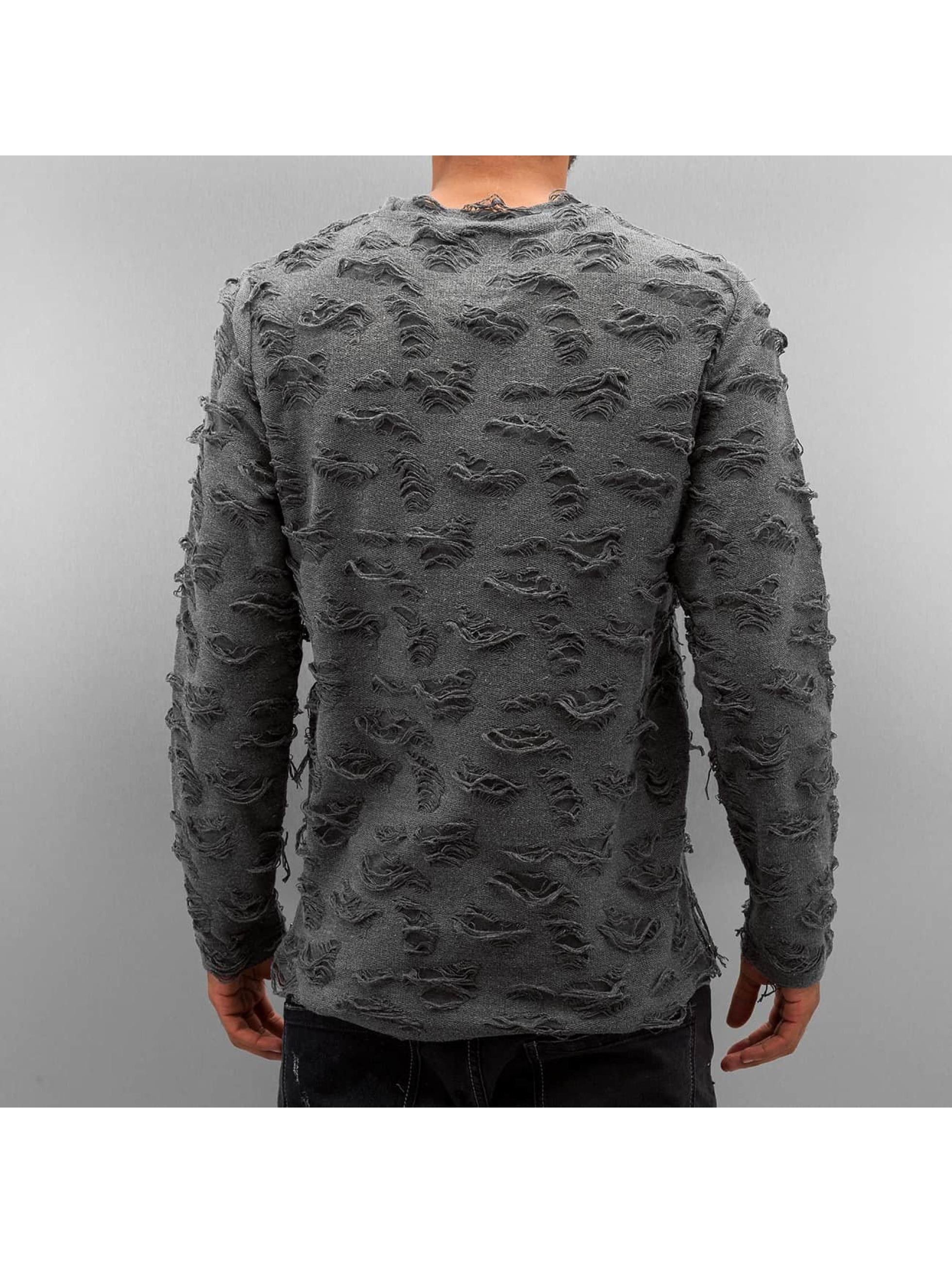 Bangastic Pullover Hakeem gray