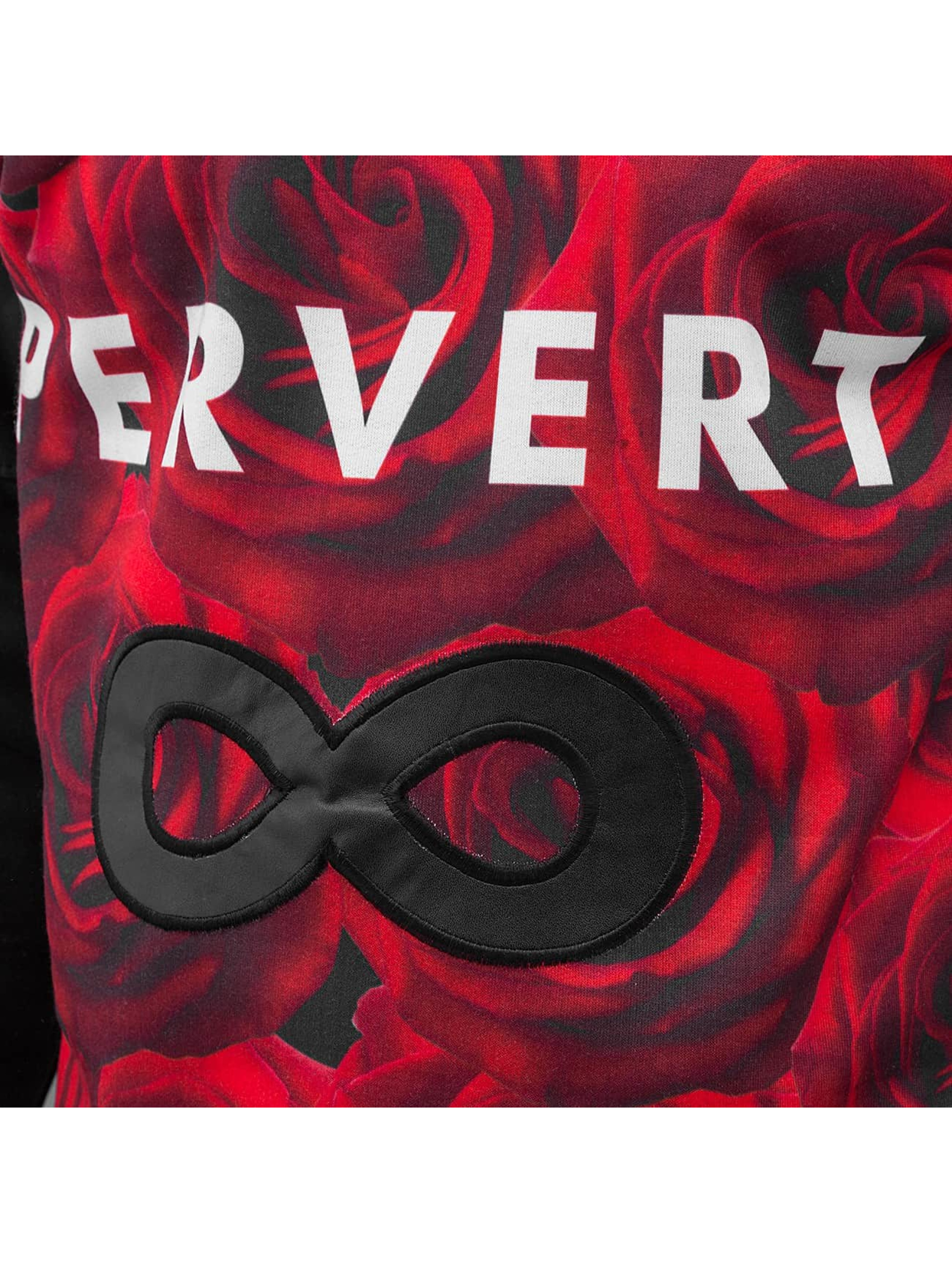 Bangastic Pullover Pervert schwarz