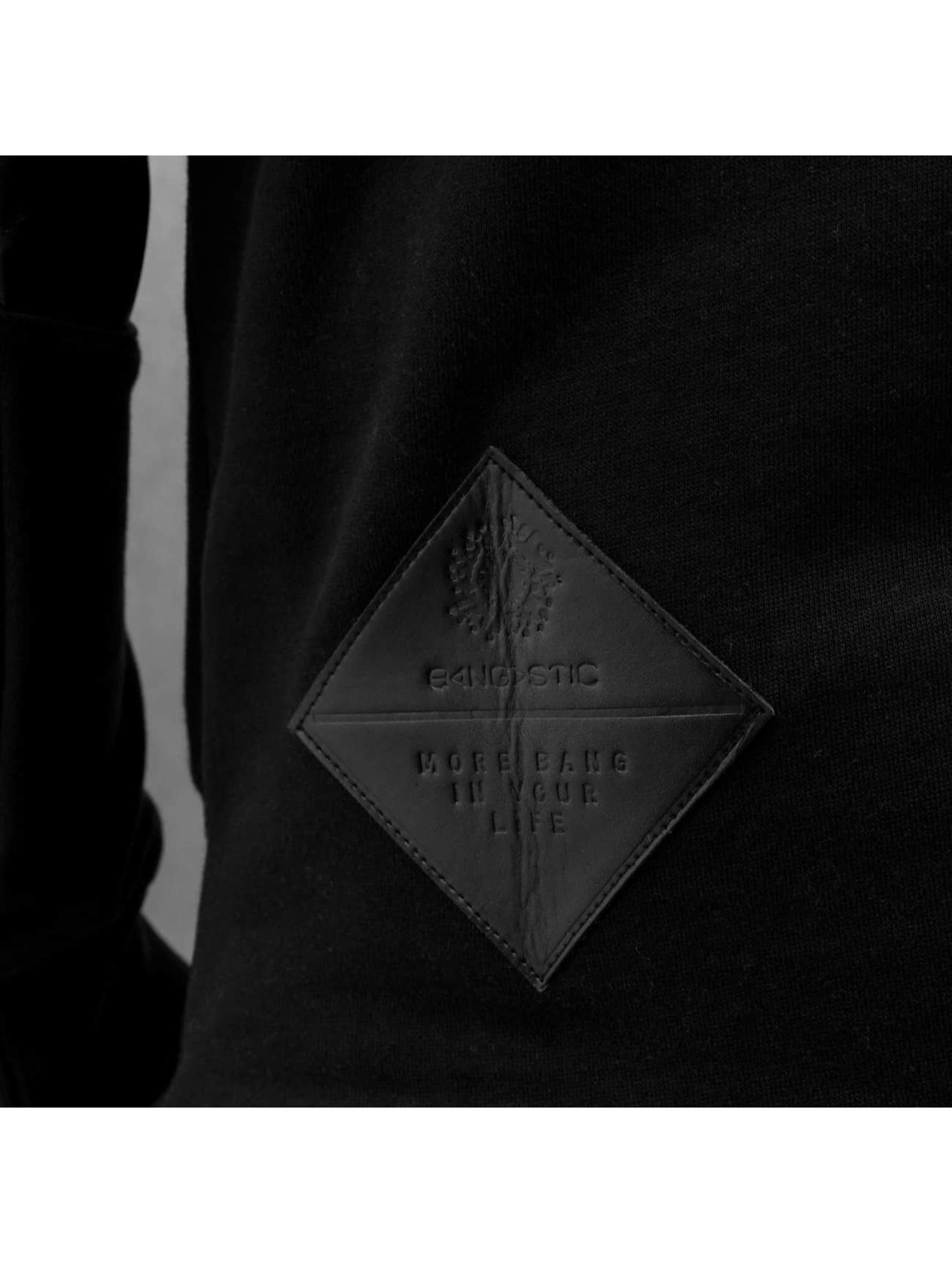 Bangastic Pullover PU schwarz