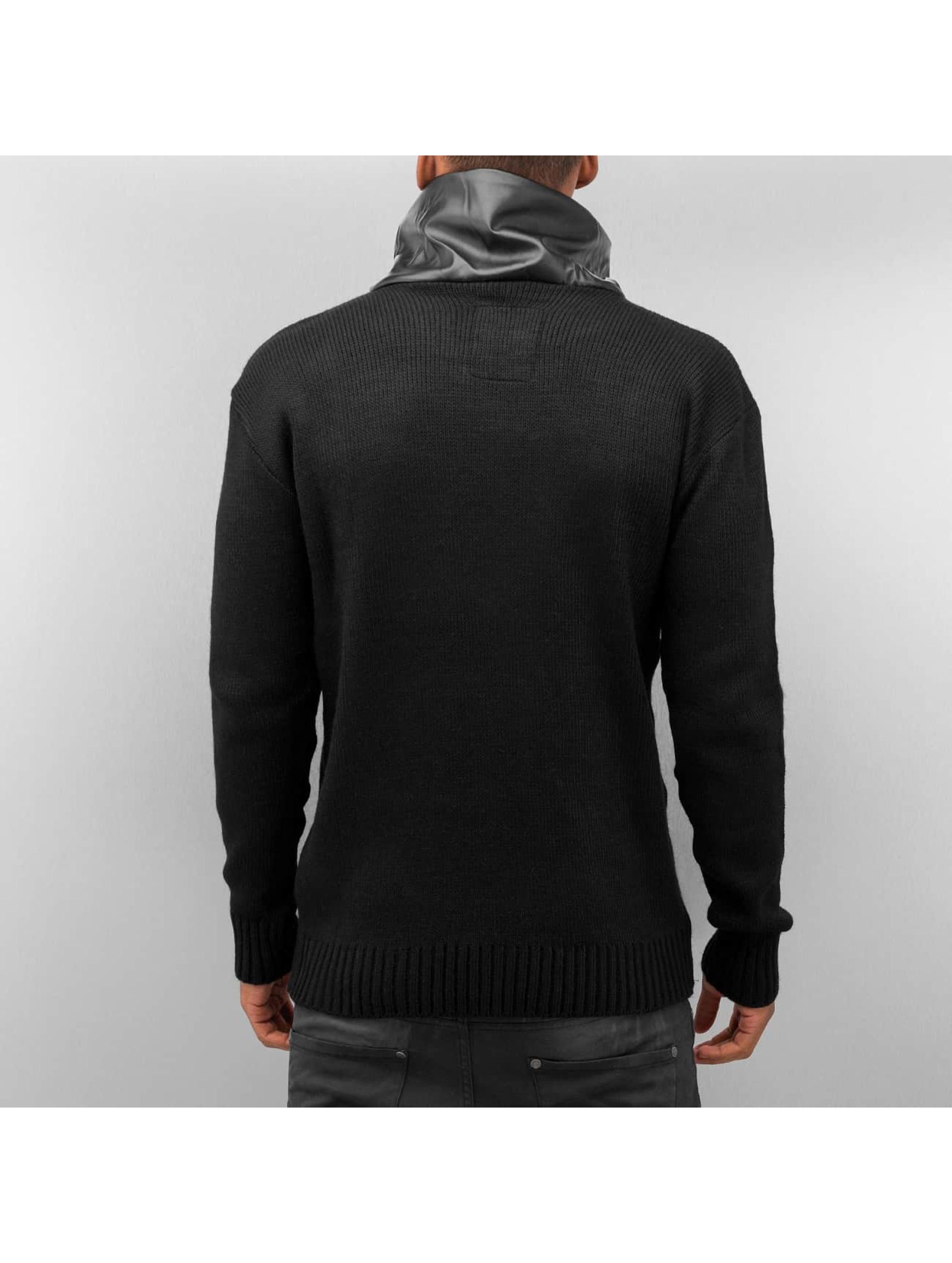 Bangastic Pullover Turtelneck schwarz