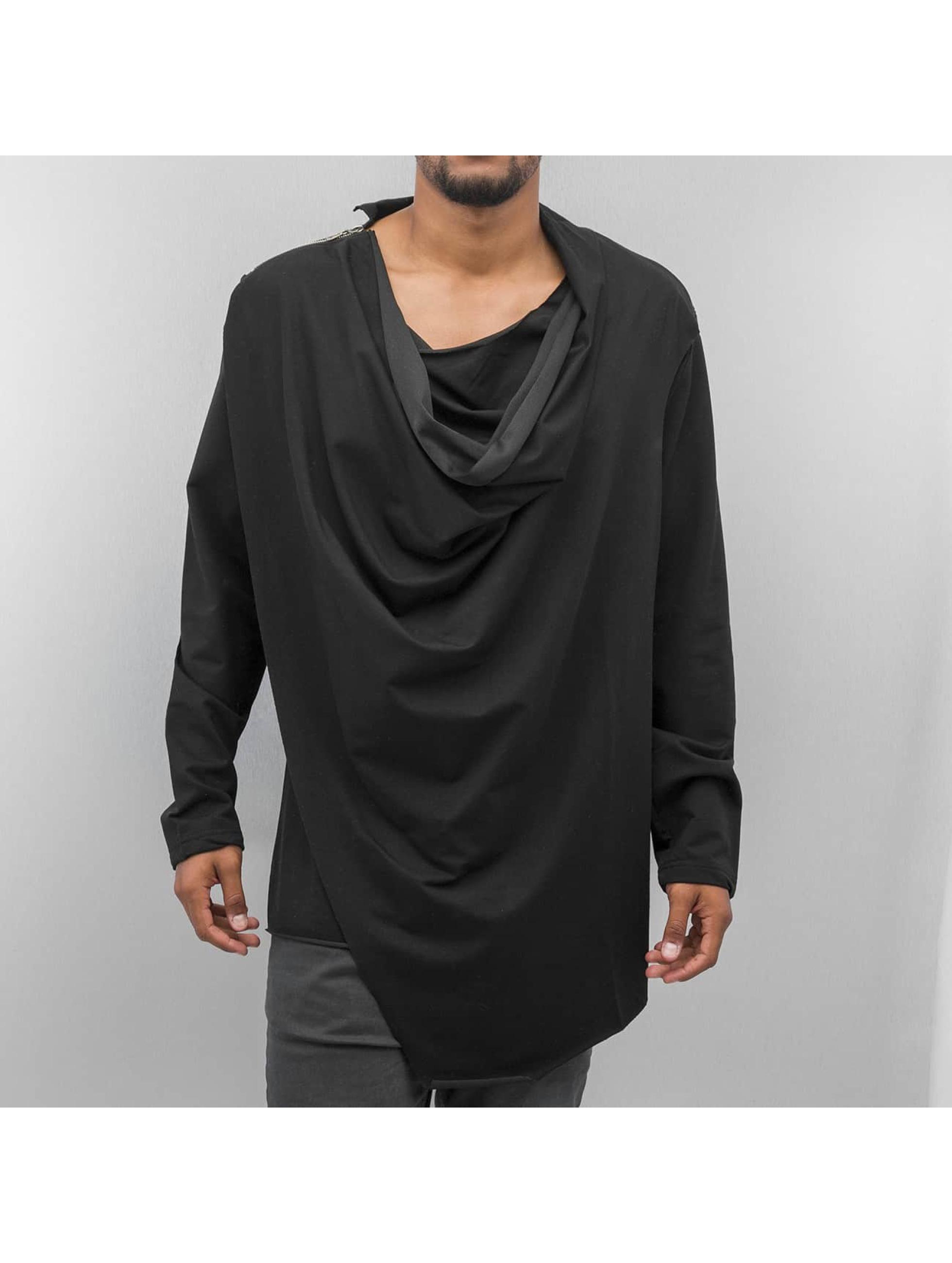 Bangastic Pullover Construct schwarz
