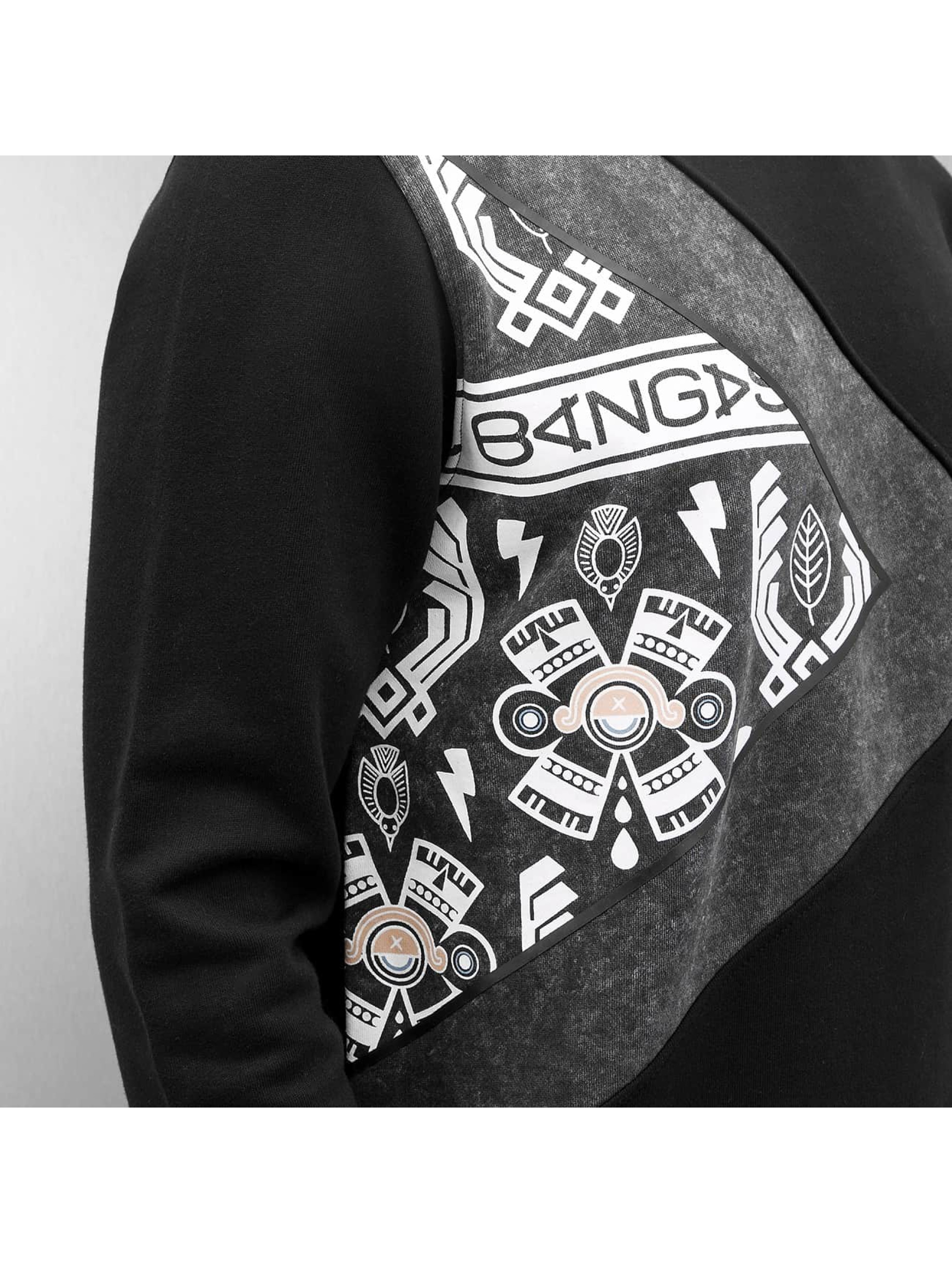 Bangastic Pullover Seen schwarz