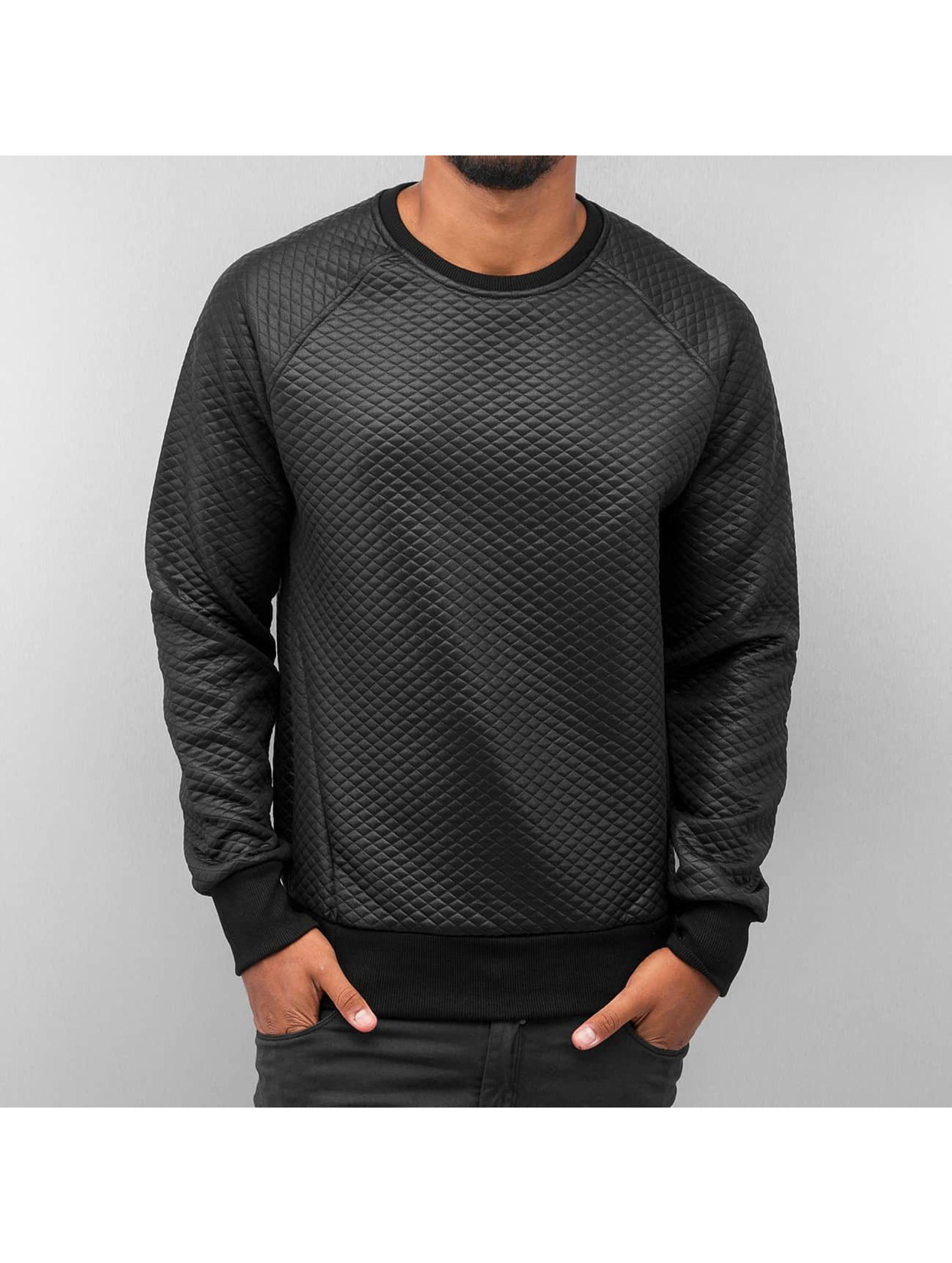Bangastic Pullover Quilt schwarz