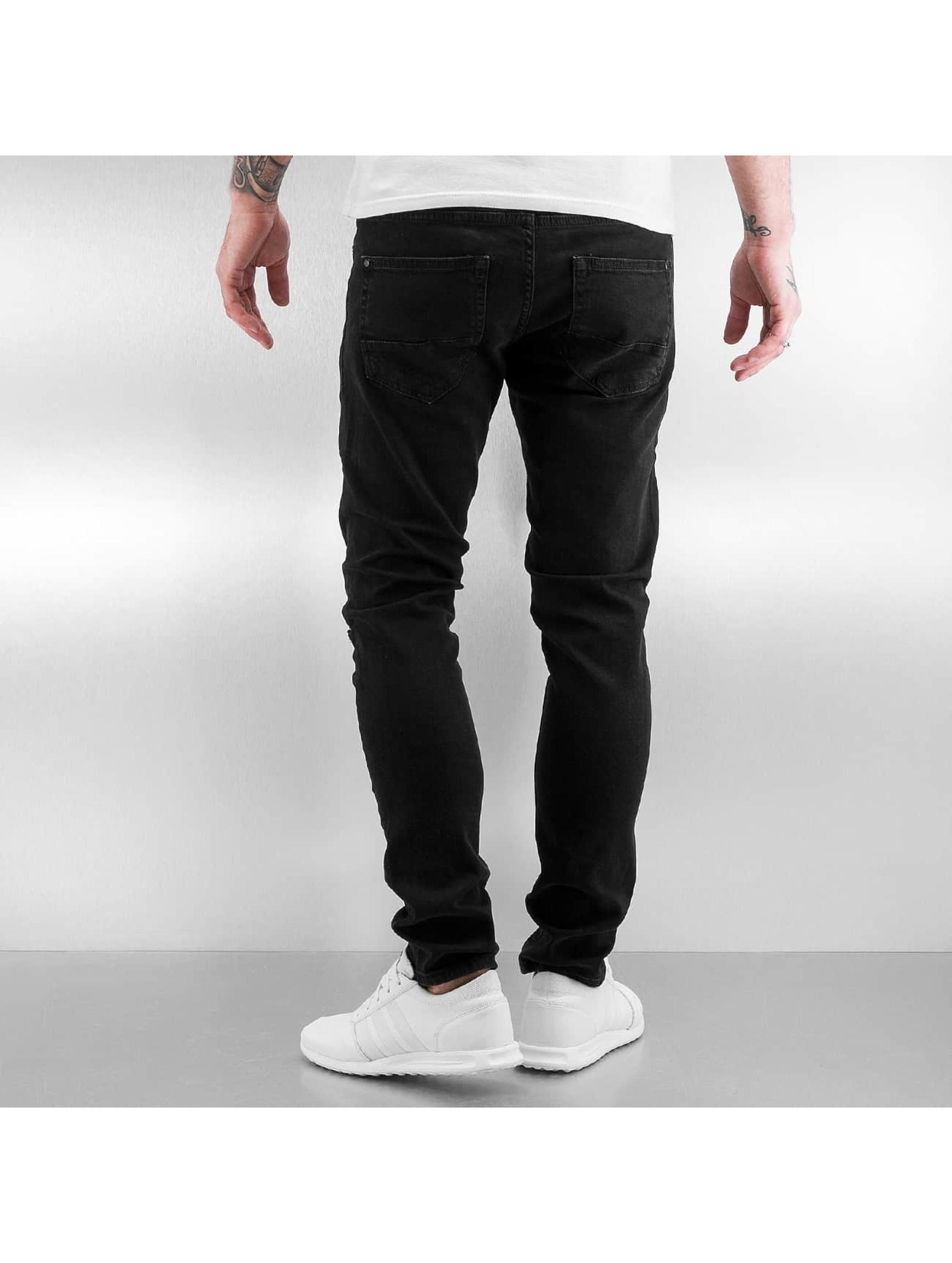 Bangastic Skinny Jeans Nakoa czarny