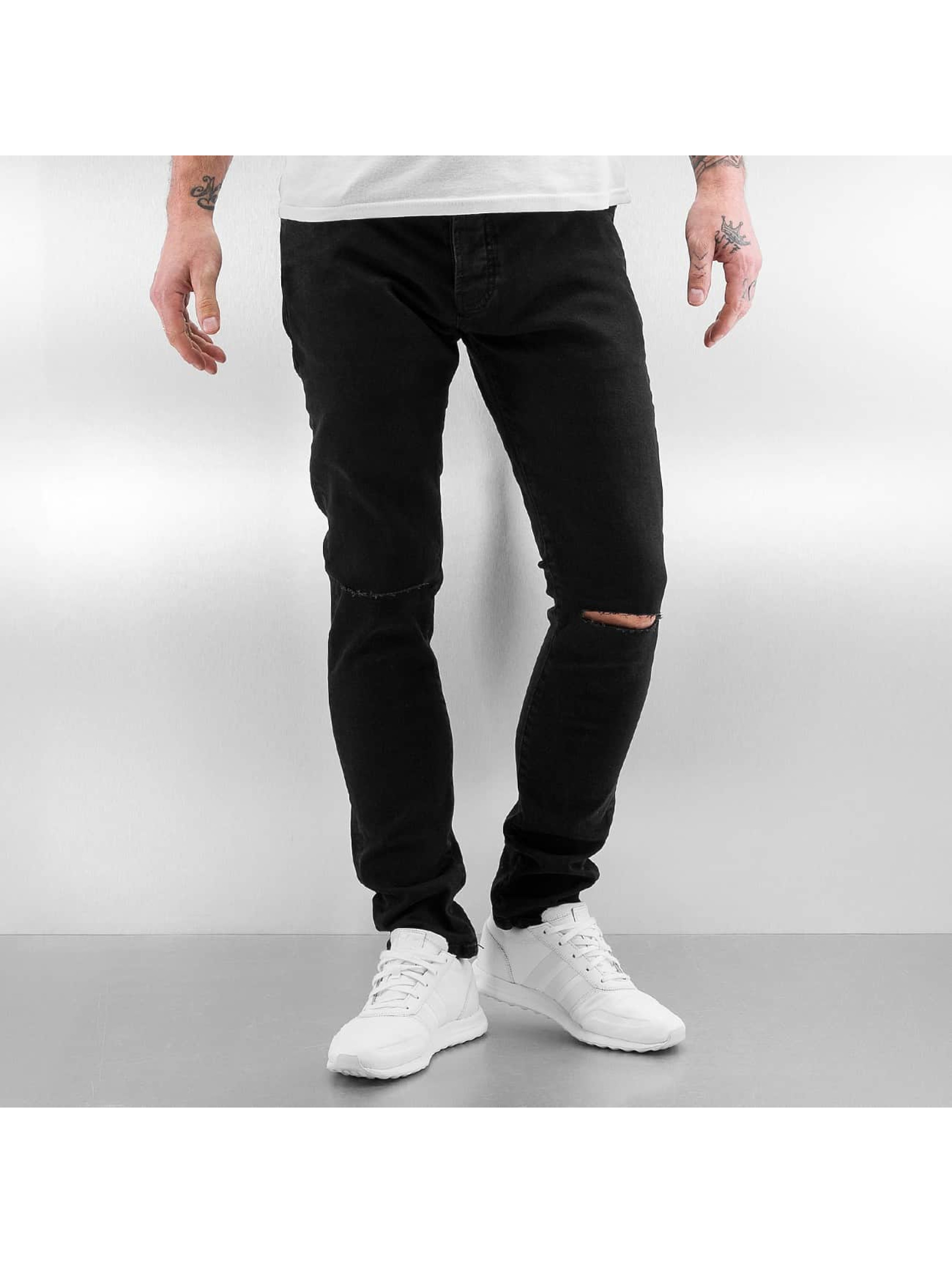 Bangastic Skinny jeans Nakoa svart