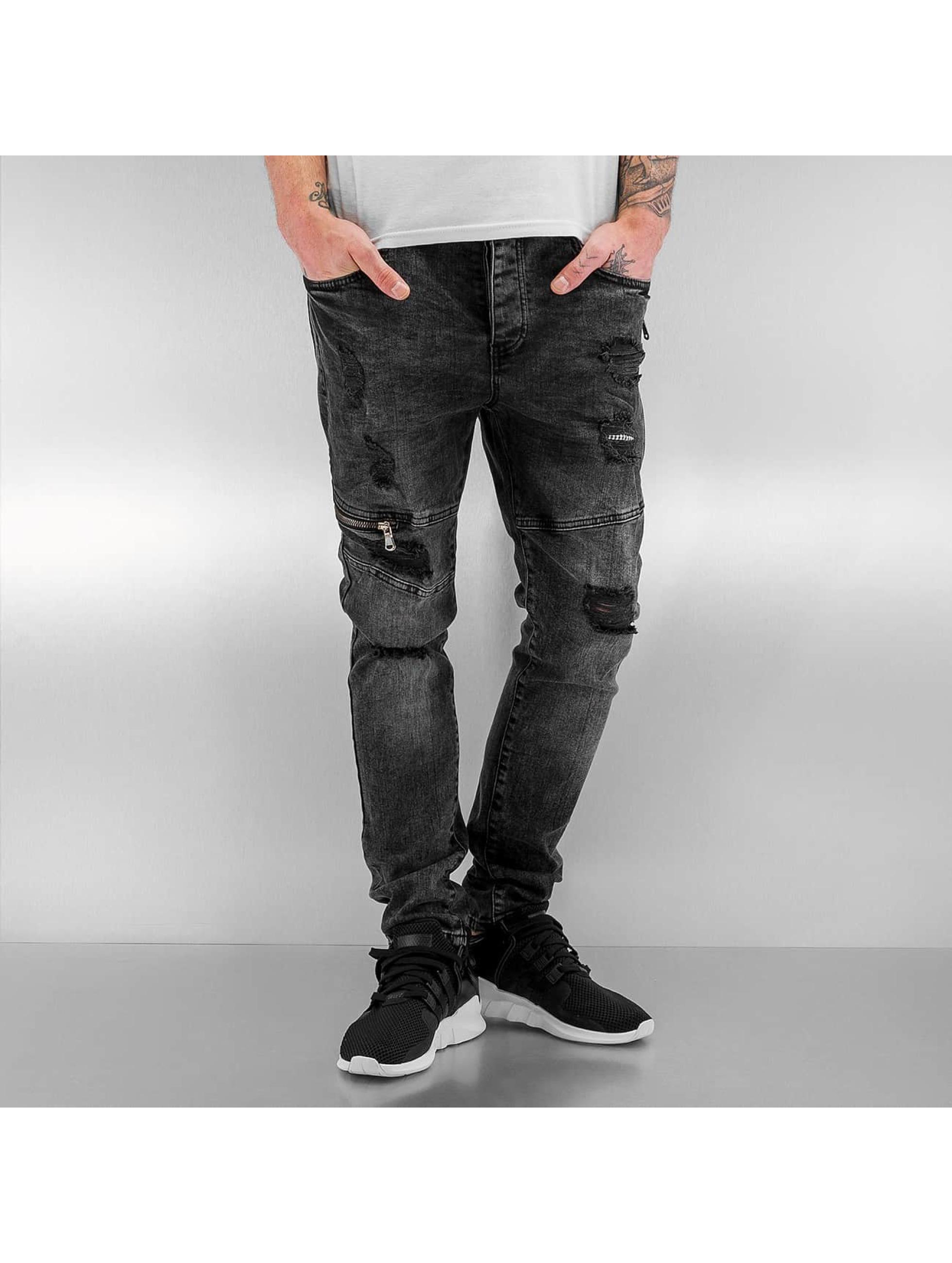 Bangastic Slim Fit Jeans Edmund šedá