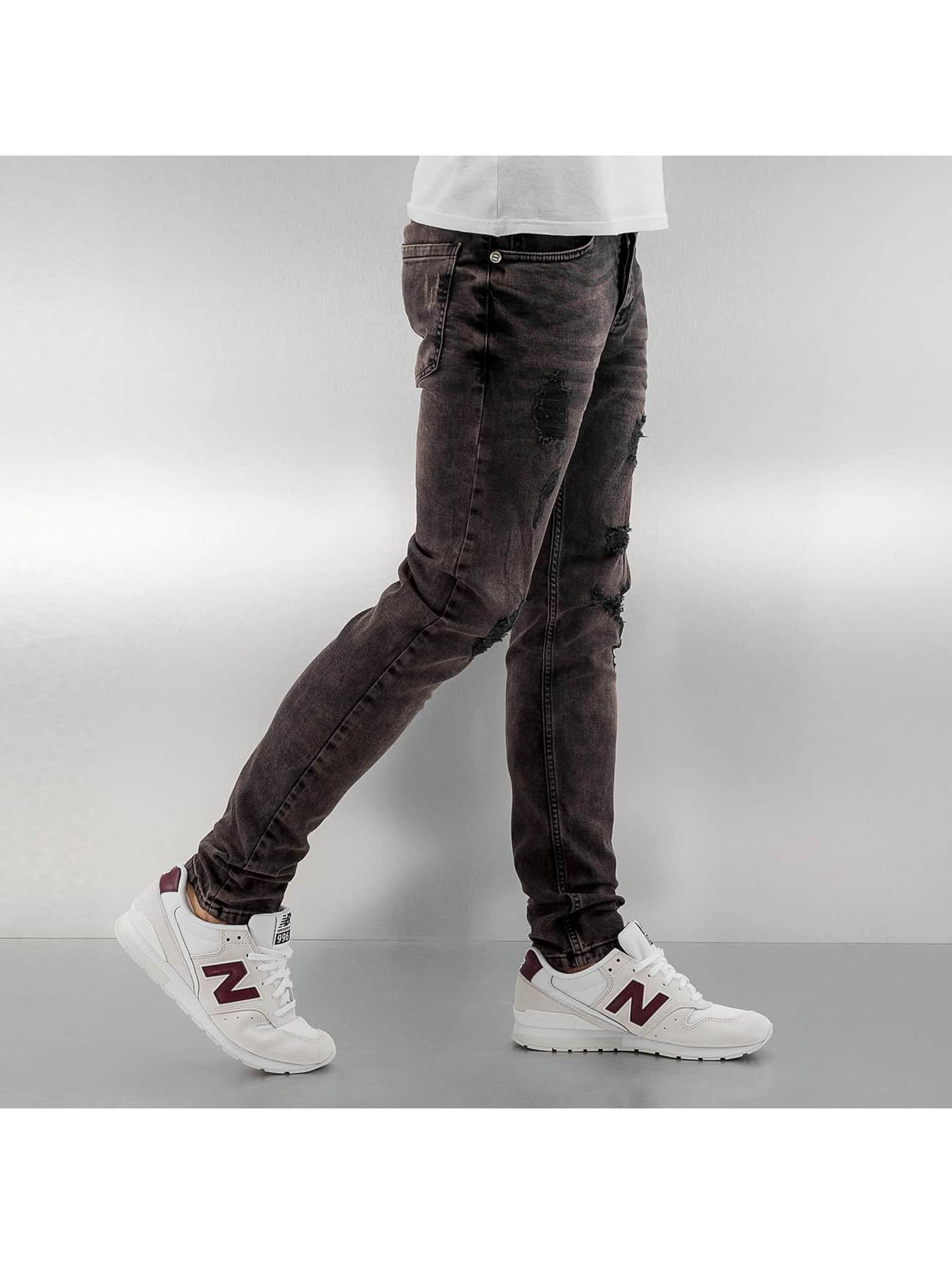 Bangastic Slim Fit Jeans Emil šedá