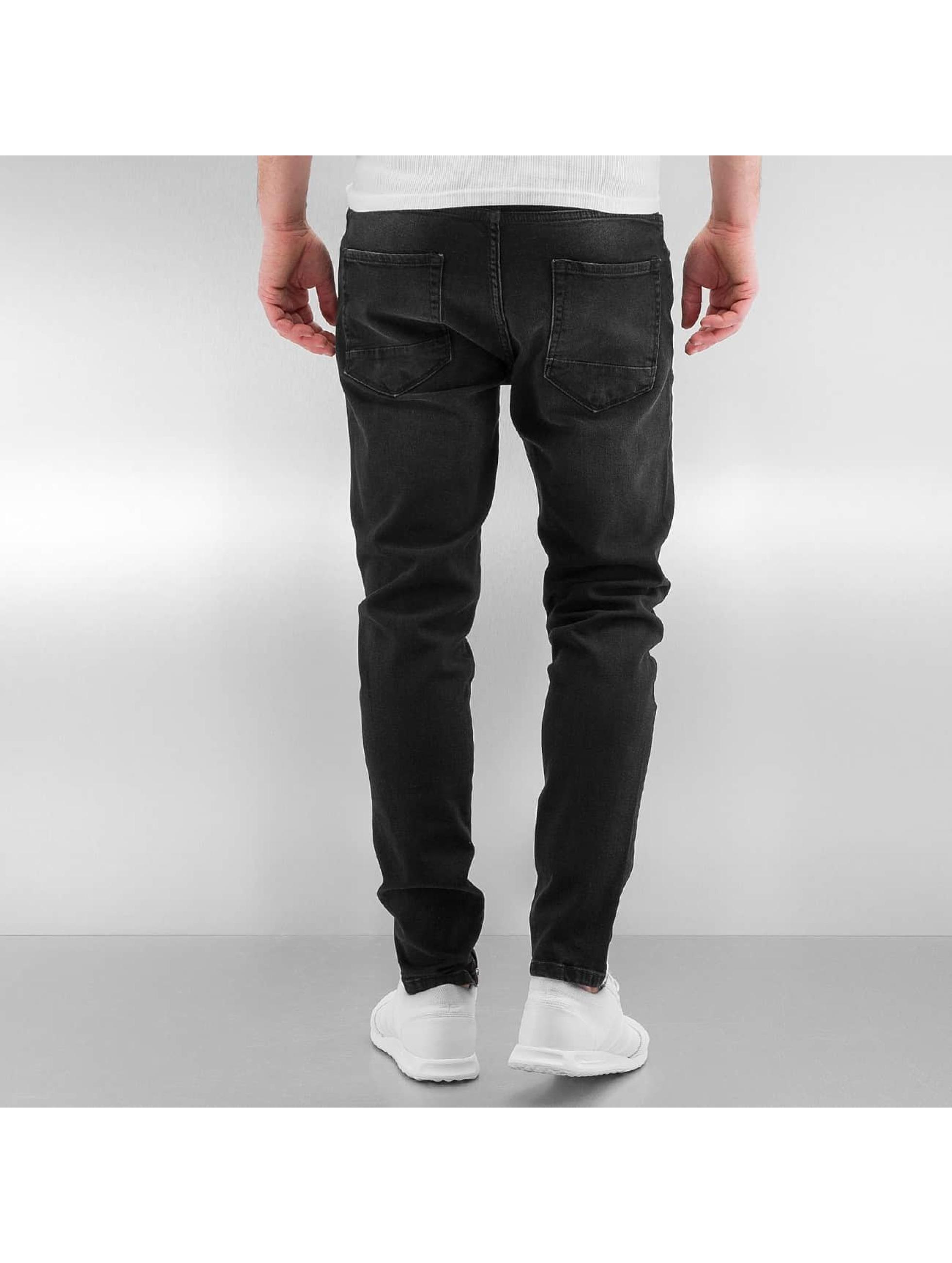 Bangastic Slim Fit Jeans K125 black