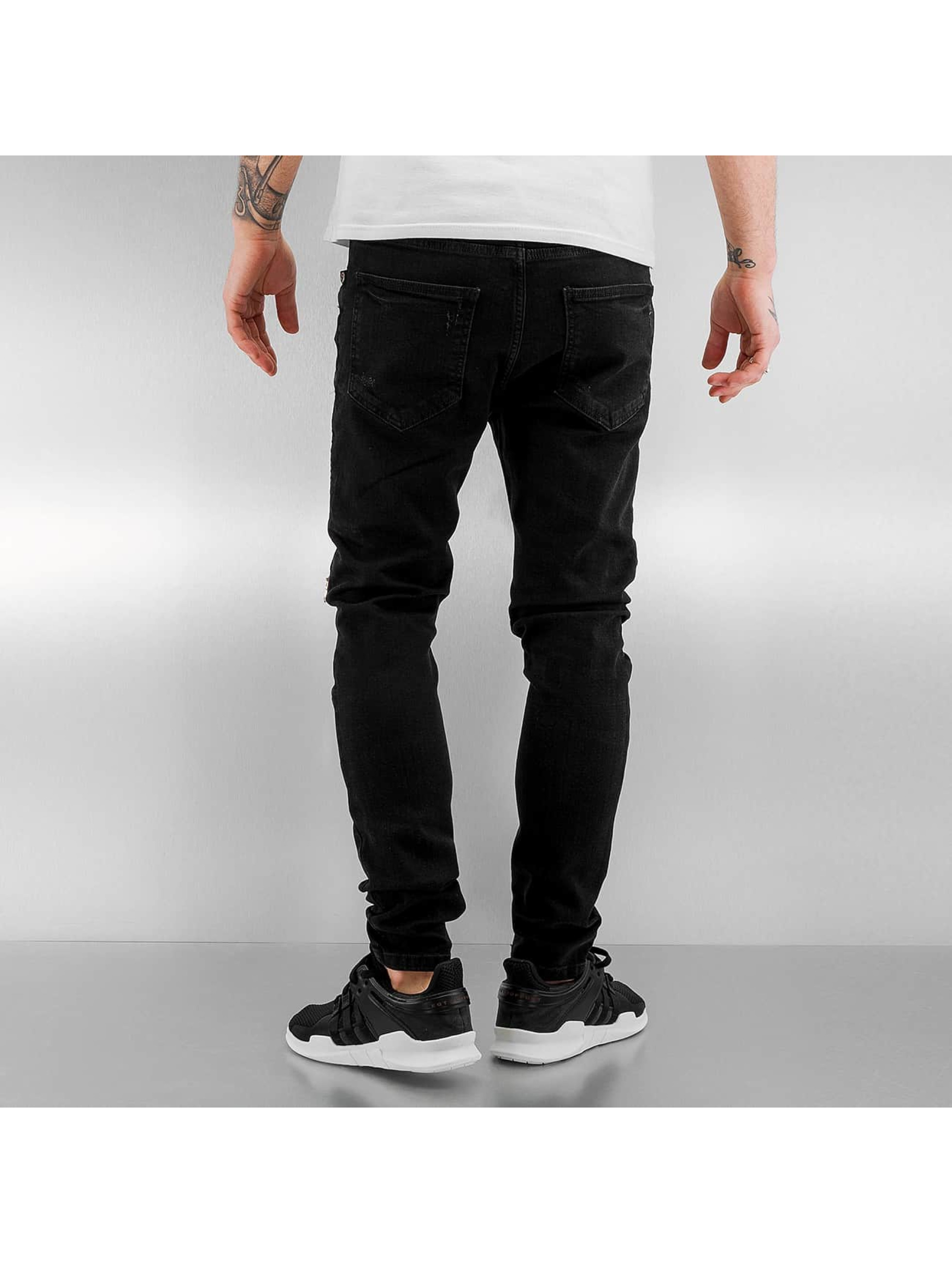Bangastic Slim Fit Jeans Mika black