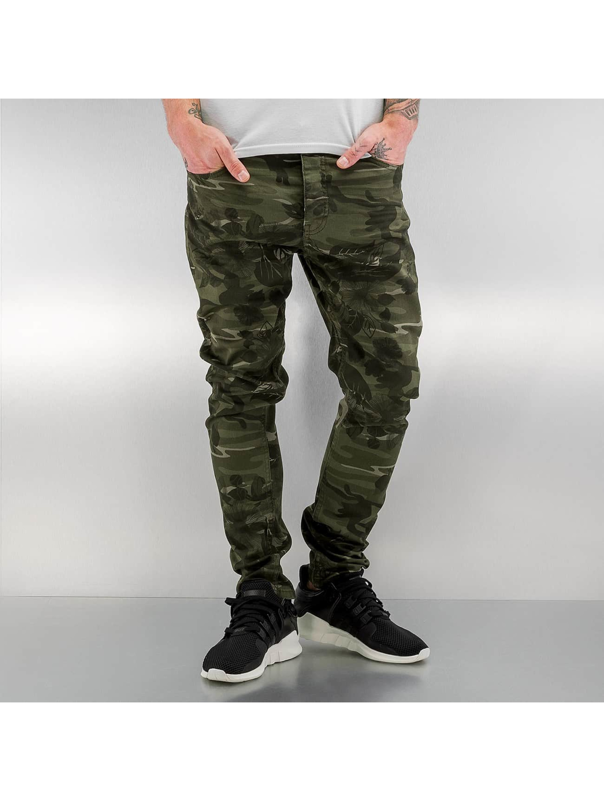 Slim Fit Jeans Paul in camouflage