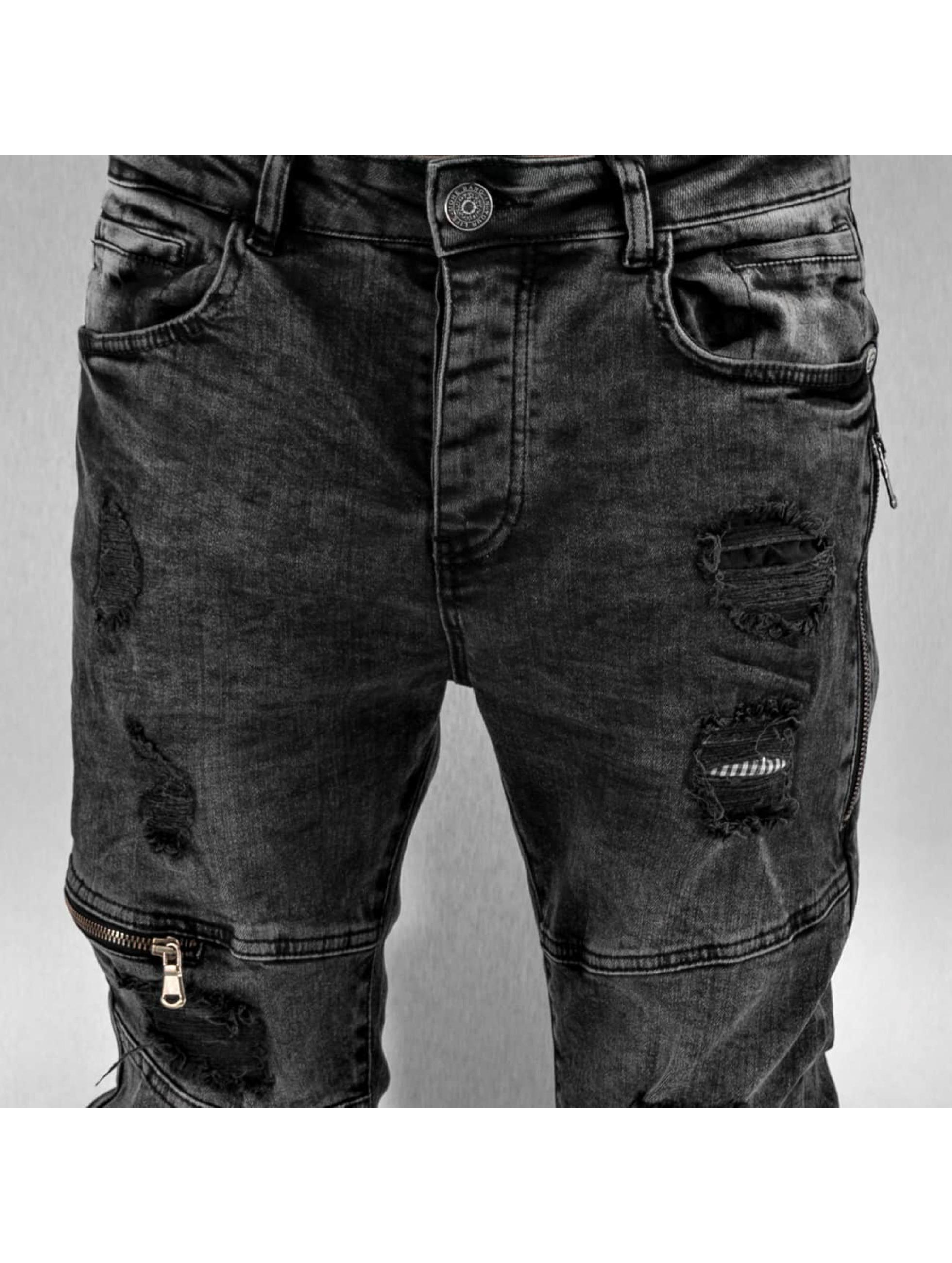 Bangastic Slim Fit Jeans Edmund grey