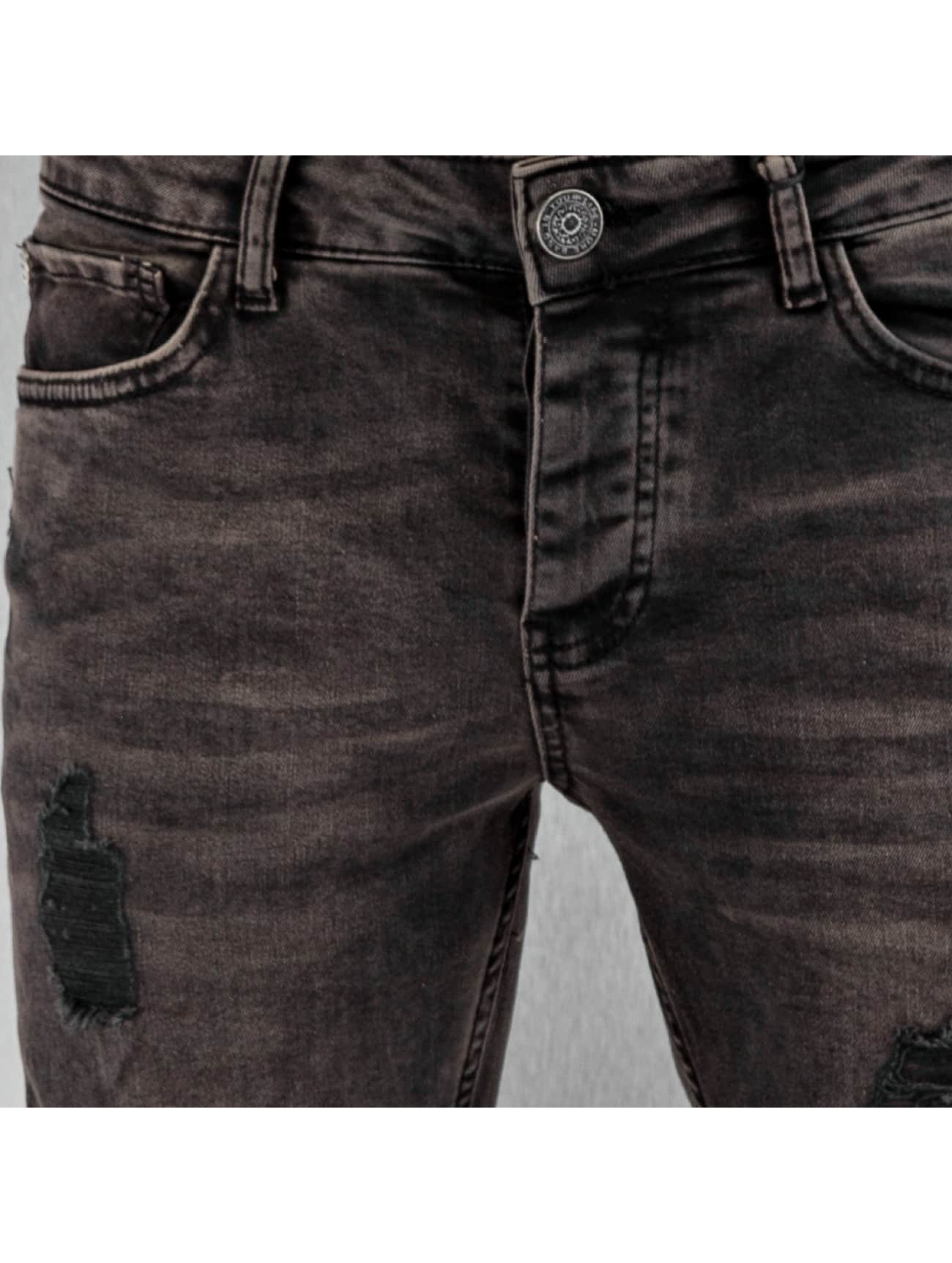 Bangastic Slim Fit Jeans Emil grey
