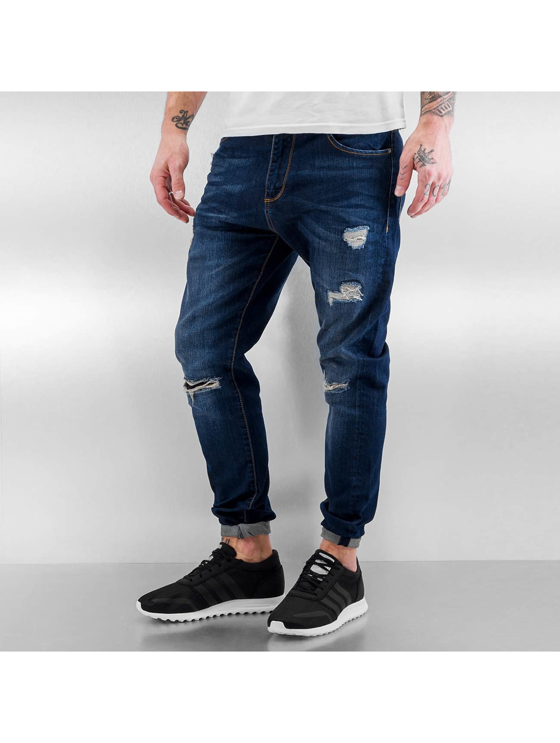 bangastic herren slim fit jeans burundi in indigo 306591. Black Bedroom Furniture Sets. Home Design Ideas