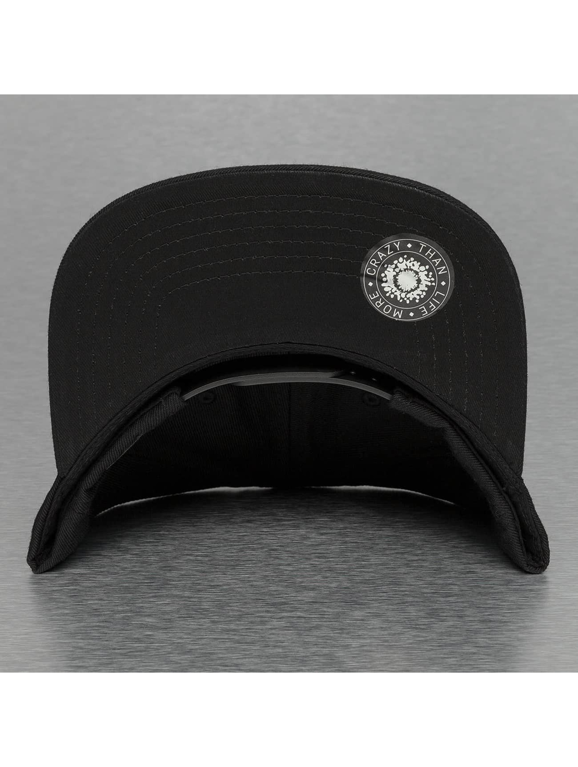 Bangastic Snapback Cap Square black