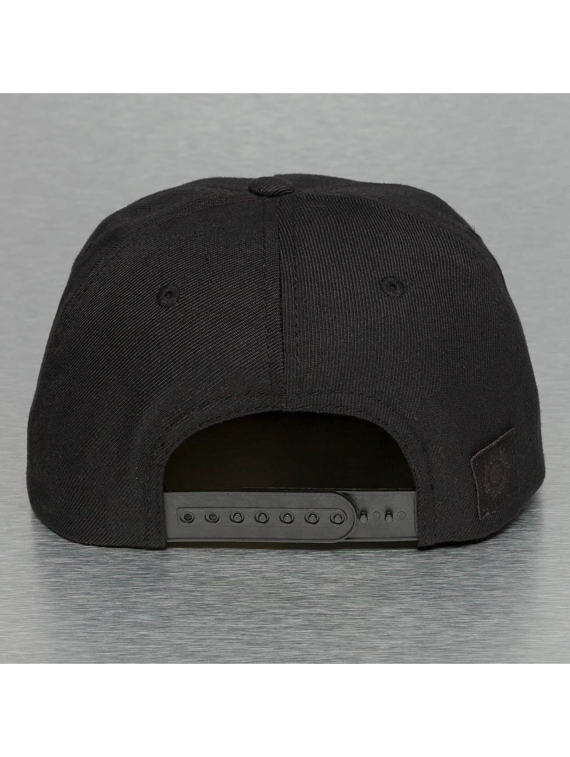 Bangastic Snapback Caps Square czarny