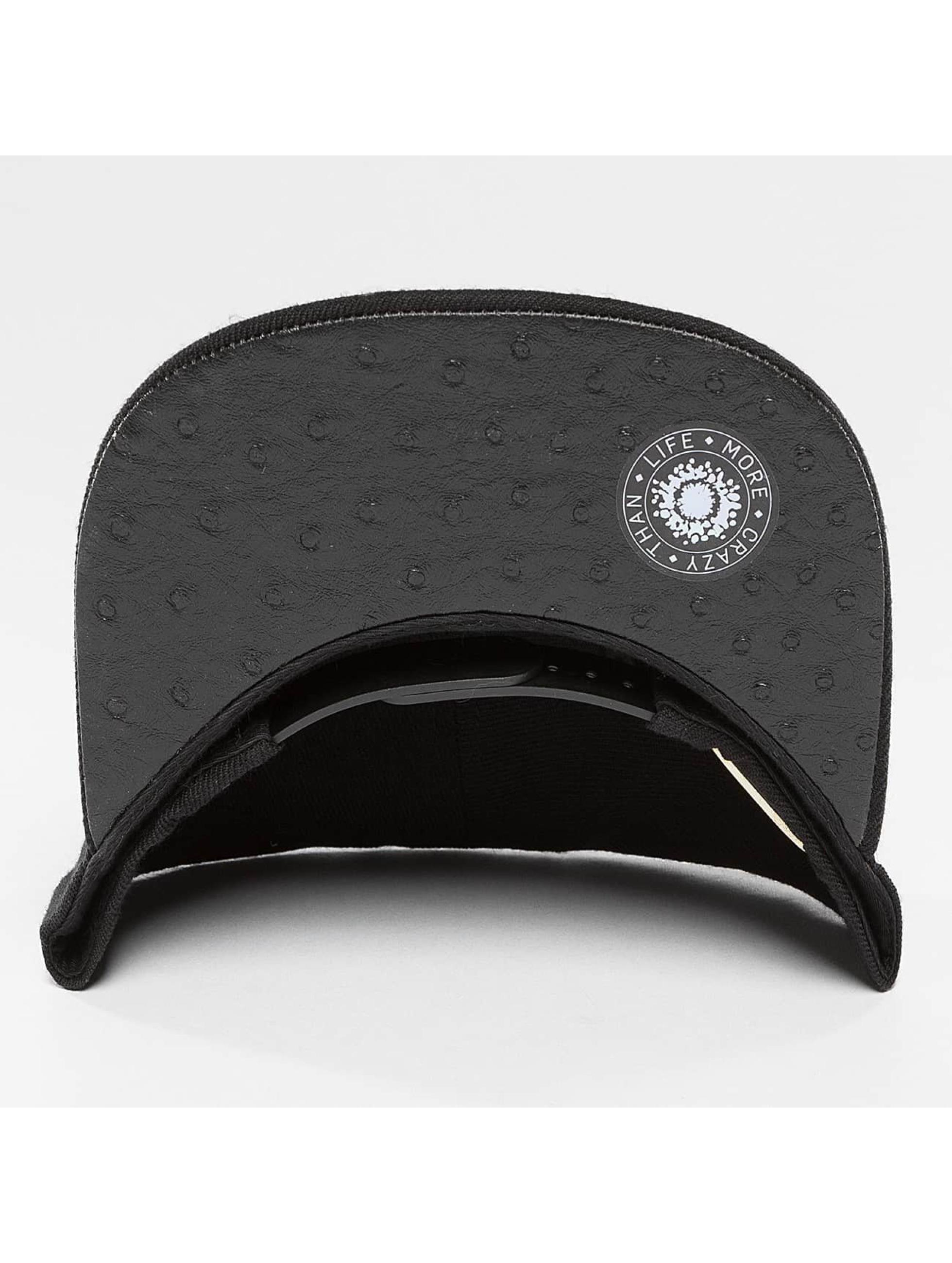 Bangastic Snapback Caps *B-Ware* PU czarny