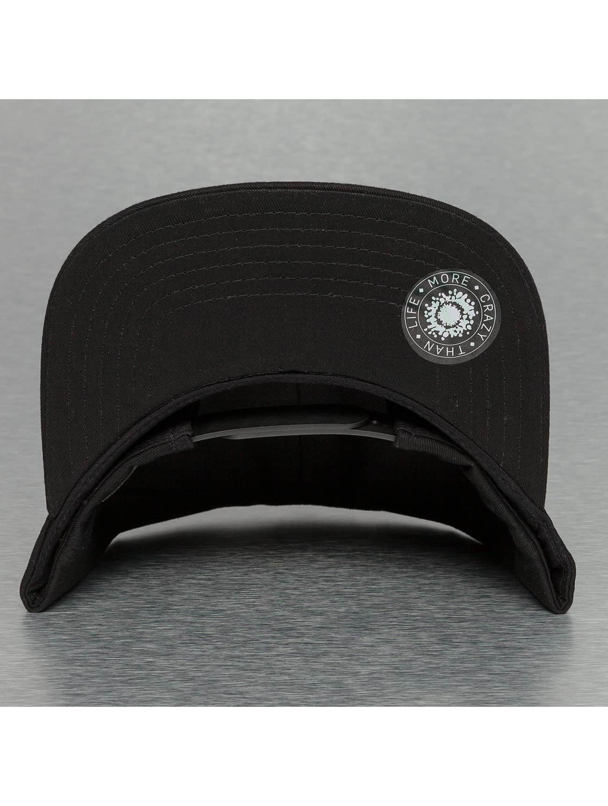 Bangastic Snapback Caps Logo musta