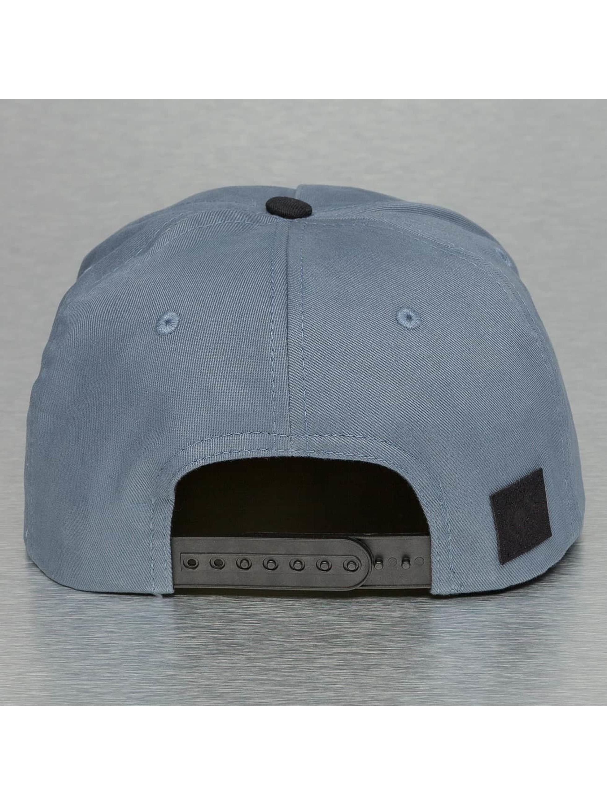 Bangastic Snapback Caps Logos niebieski