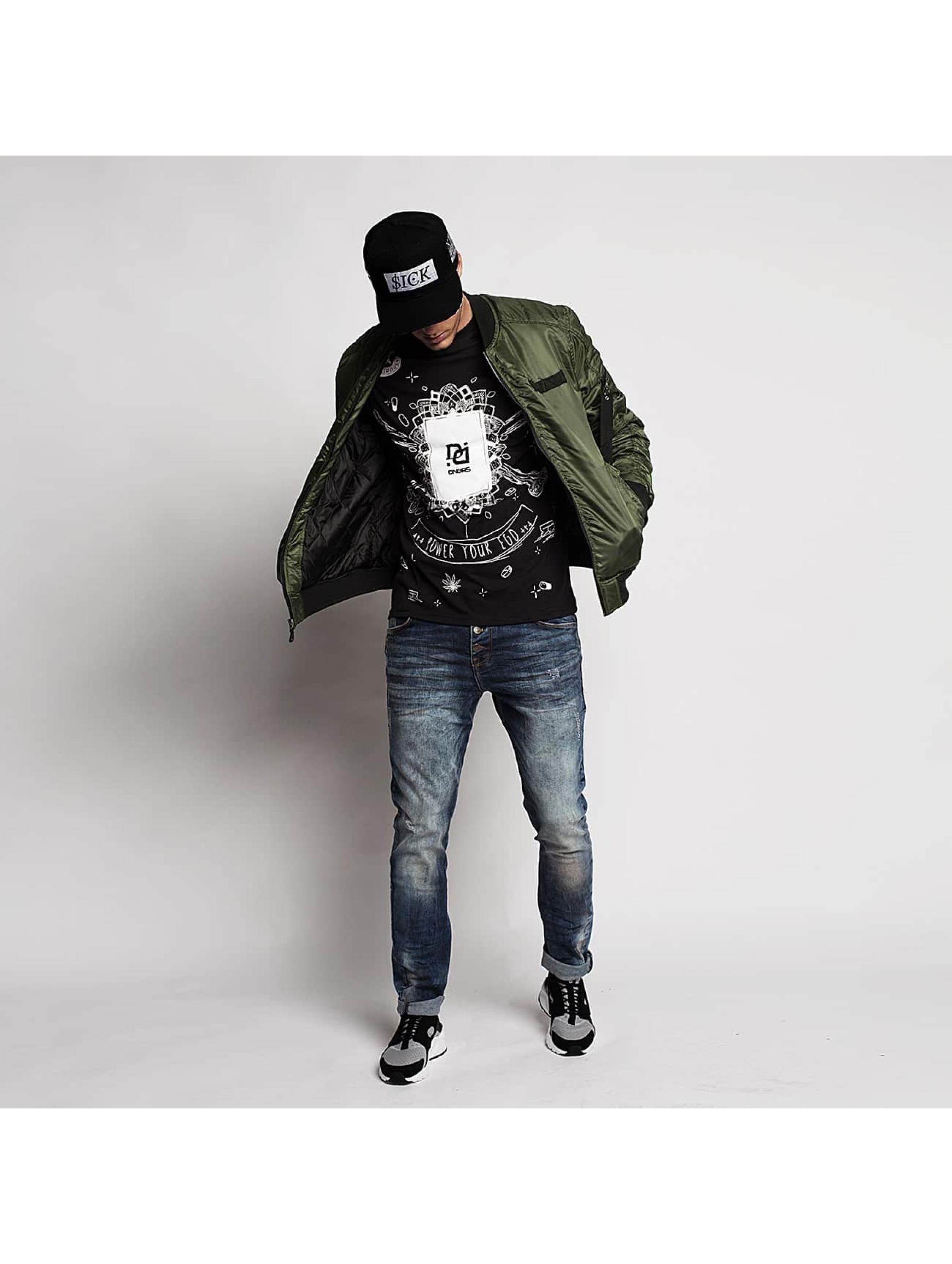 Bangastic Straight Fit Jeans Trop blau