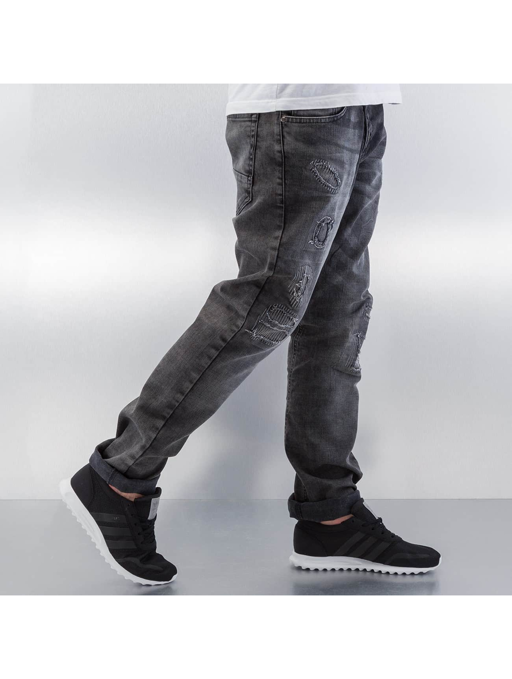 Bangastic Straight Fit Jeans Barbados gray