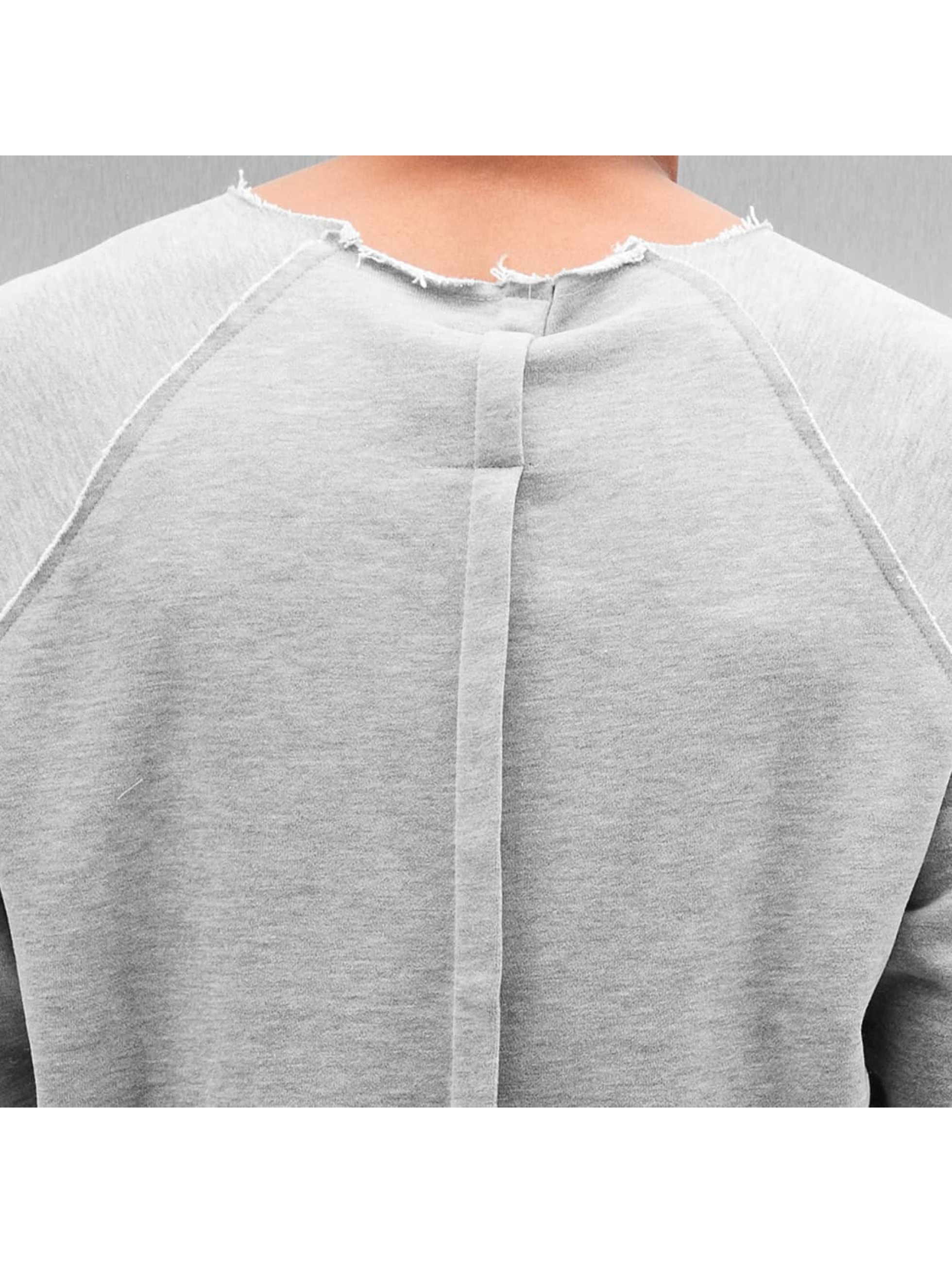 Bangastic Sweat & Pull Unfinished Hems gris