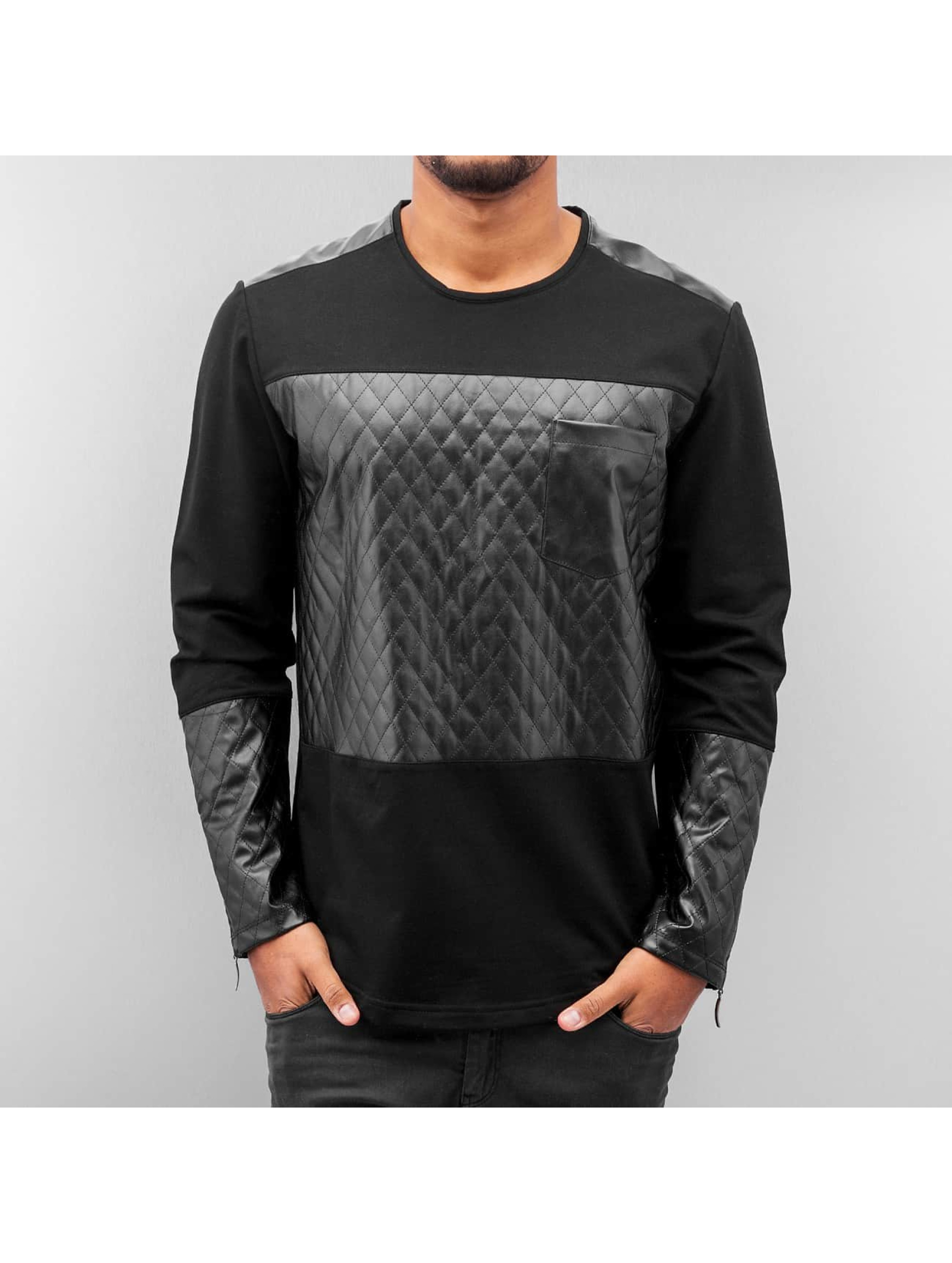 Bangastic Sweat & Pull Quilted noir