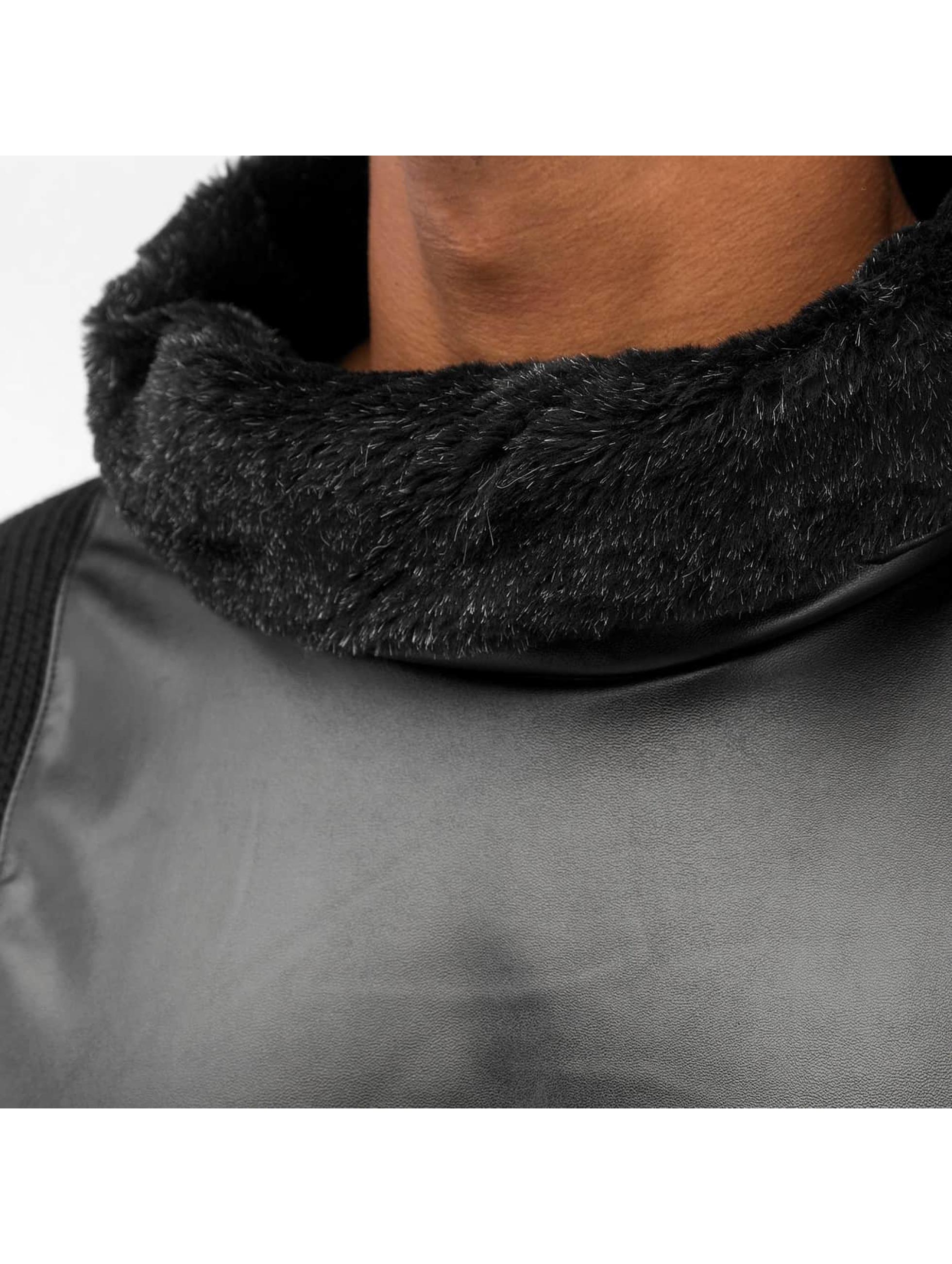 Bangastic Sweat & Pull Turtelneck noir